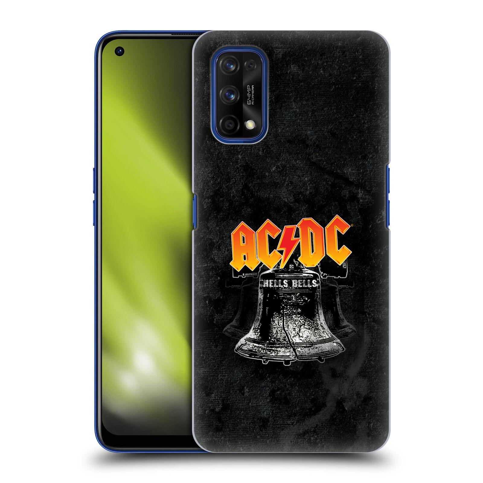 Plastové pouzdro na mobil Realme 7 Pro - Head Case - AC/DC Hells Bells