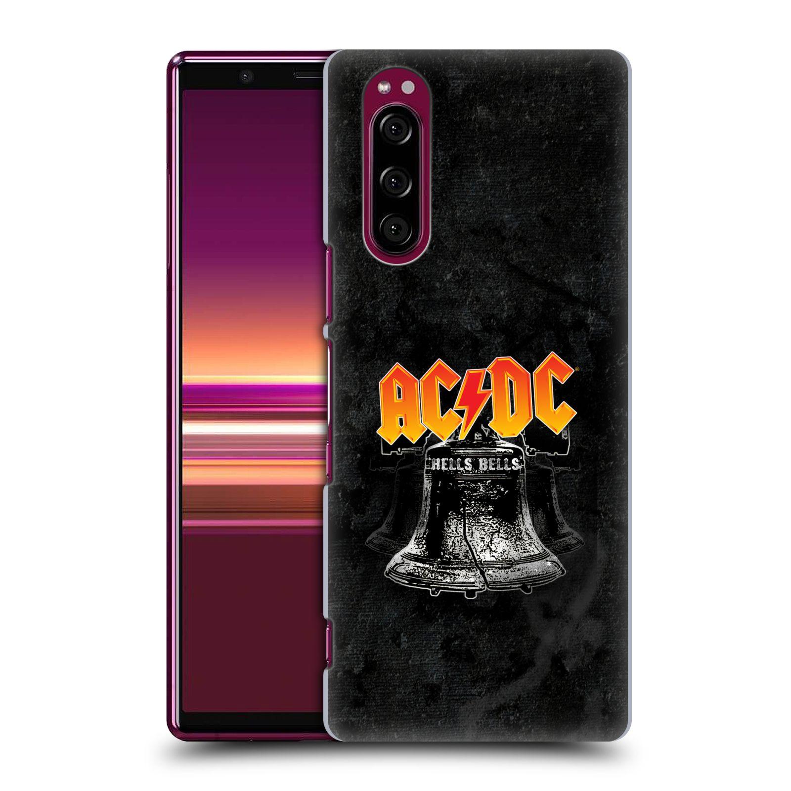 Plastové pouzdro na mobil Sony Xperia 5 - Head Case - AC/DC Hells Bells