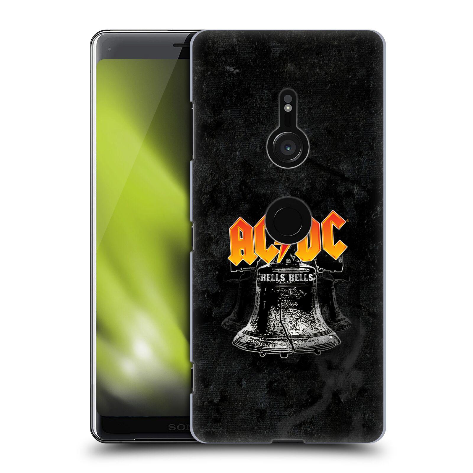 Plastové pouzdro na mobil Sony Xperia XZ3 - Head Case - AC/DC Hells Bells