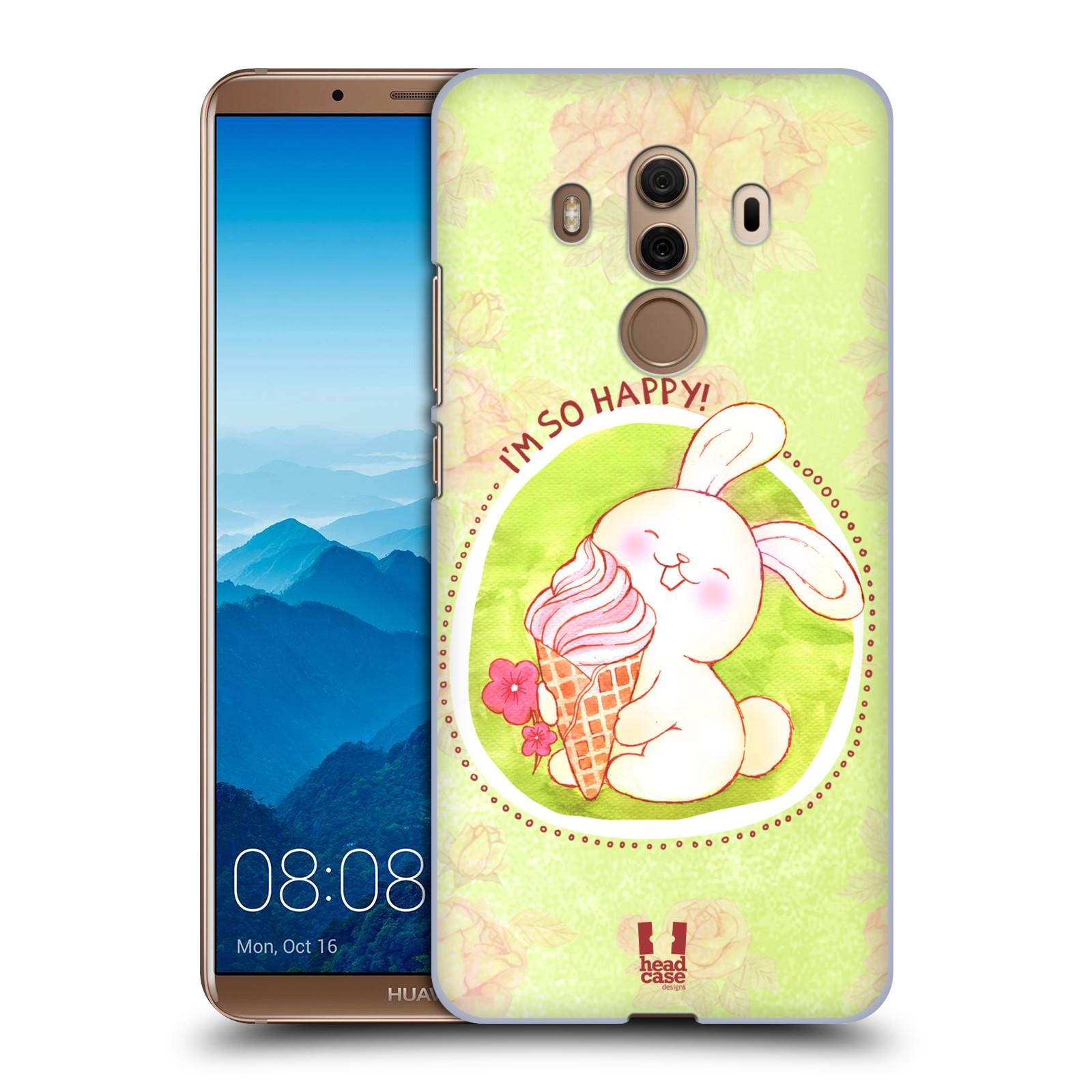 Plastové pouzdro na mobil Huawei Mate 10 Pro - Head Case - KRÁLÍČEK A ZMRZKA