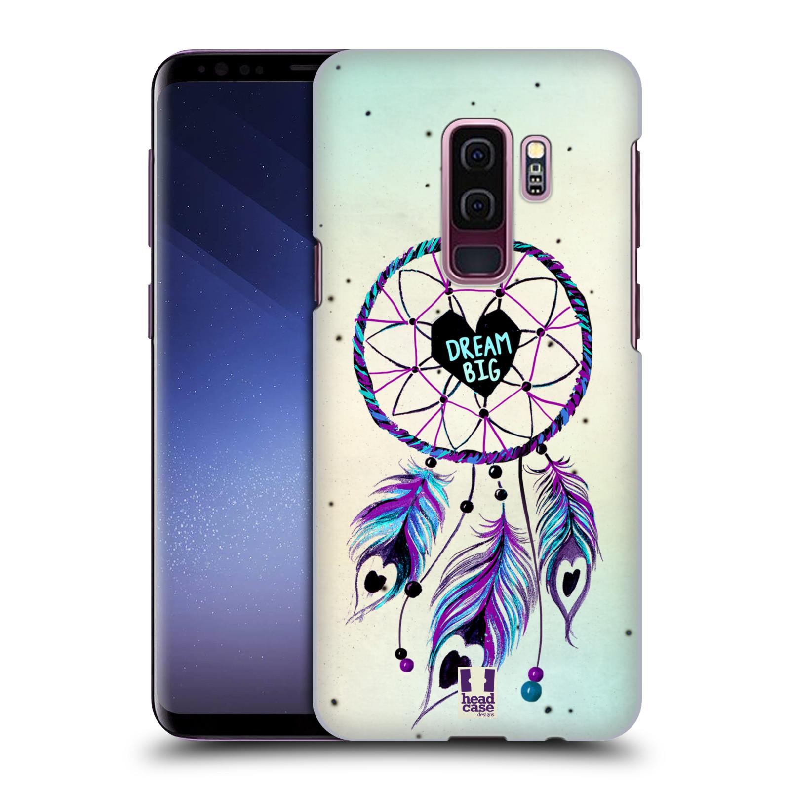 Plastové pouzdro na mobil Samsung Galaxy S9 Plus - Head Case - Lapač Assorted Dream Big Srdce