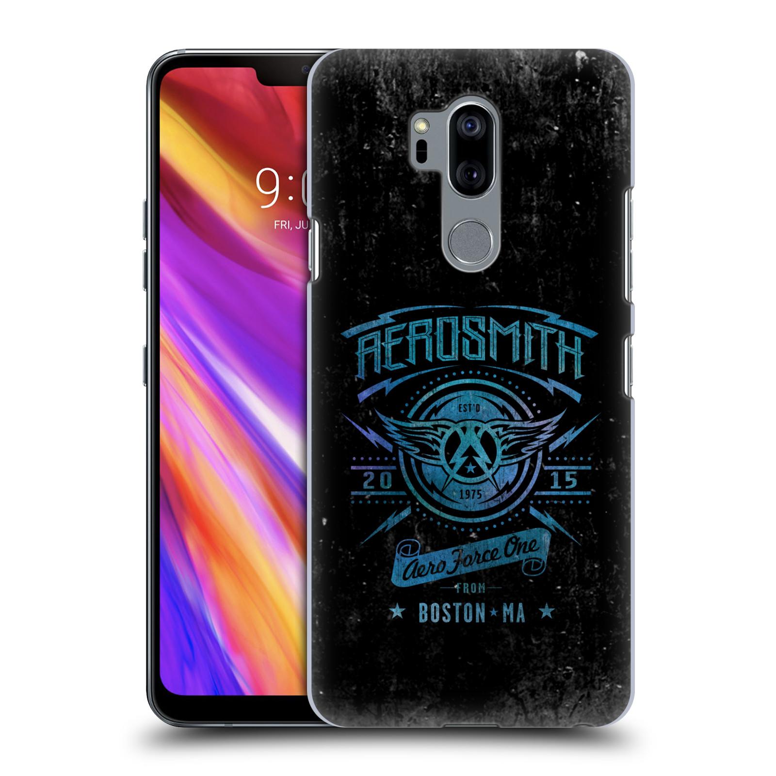 Plastové pouzdro na mobil LG G7 ThinQ - Head Case - Aerosmith - Aero Force One
