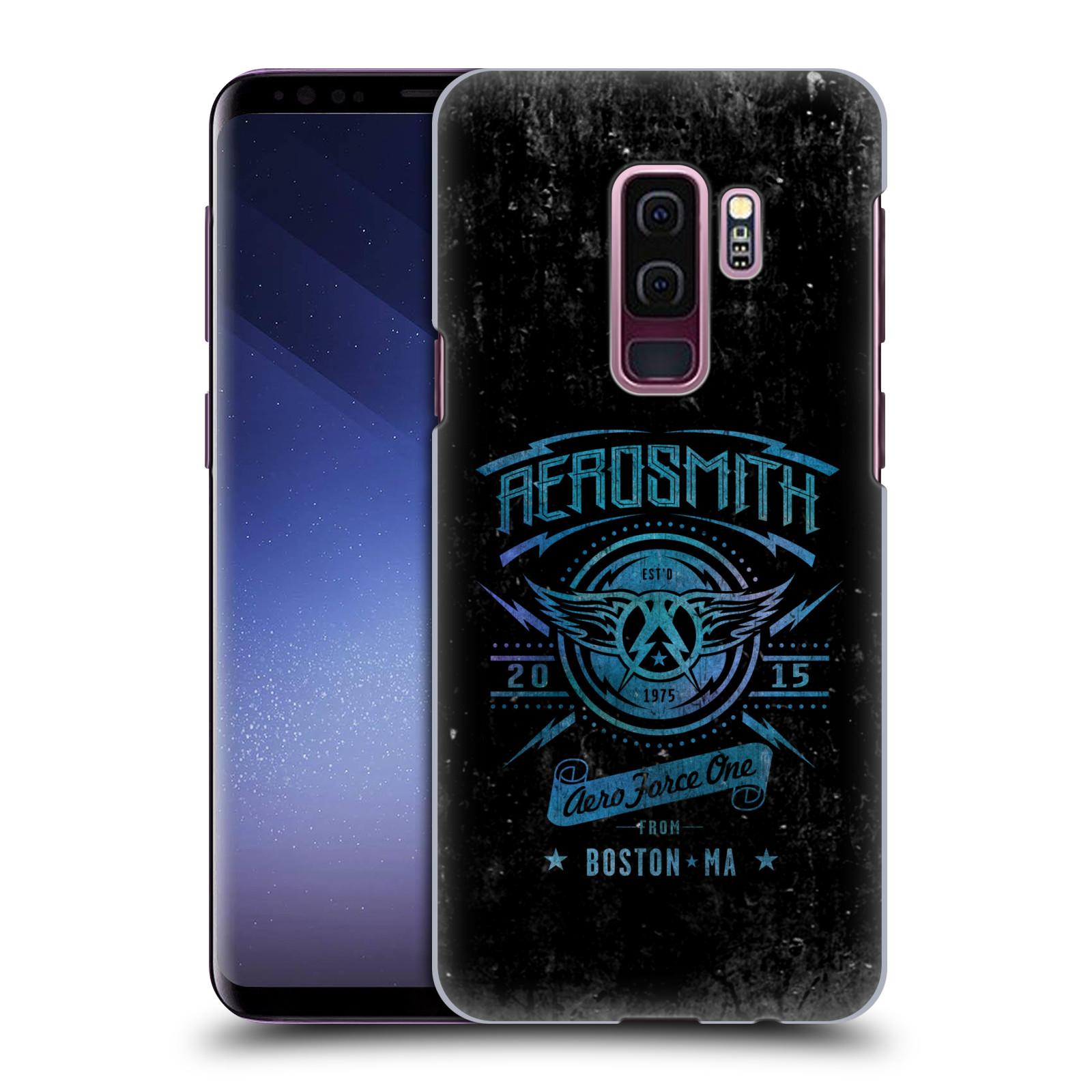 Plastové pouzdro na mobil Samsung Galaxy S9 Plus - Head Case - Aerosmith - Aero Force One