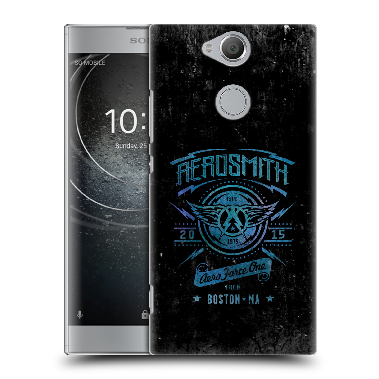 Plastové pouzdro na mobil Sony Xperia XA2 - Head Case - Aerosmith - Aero Force One
