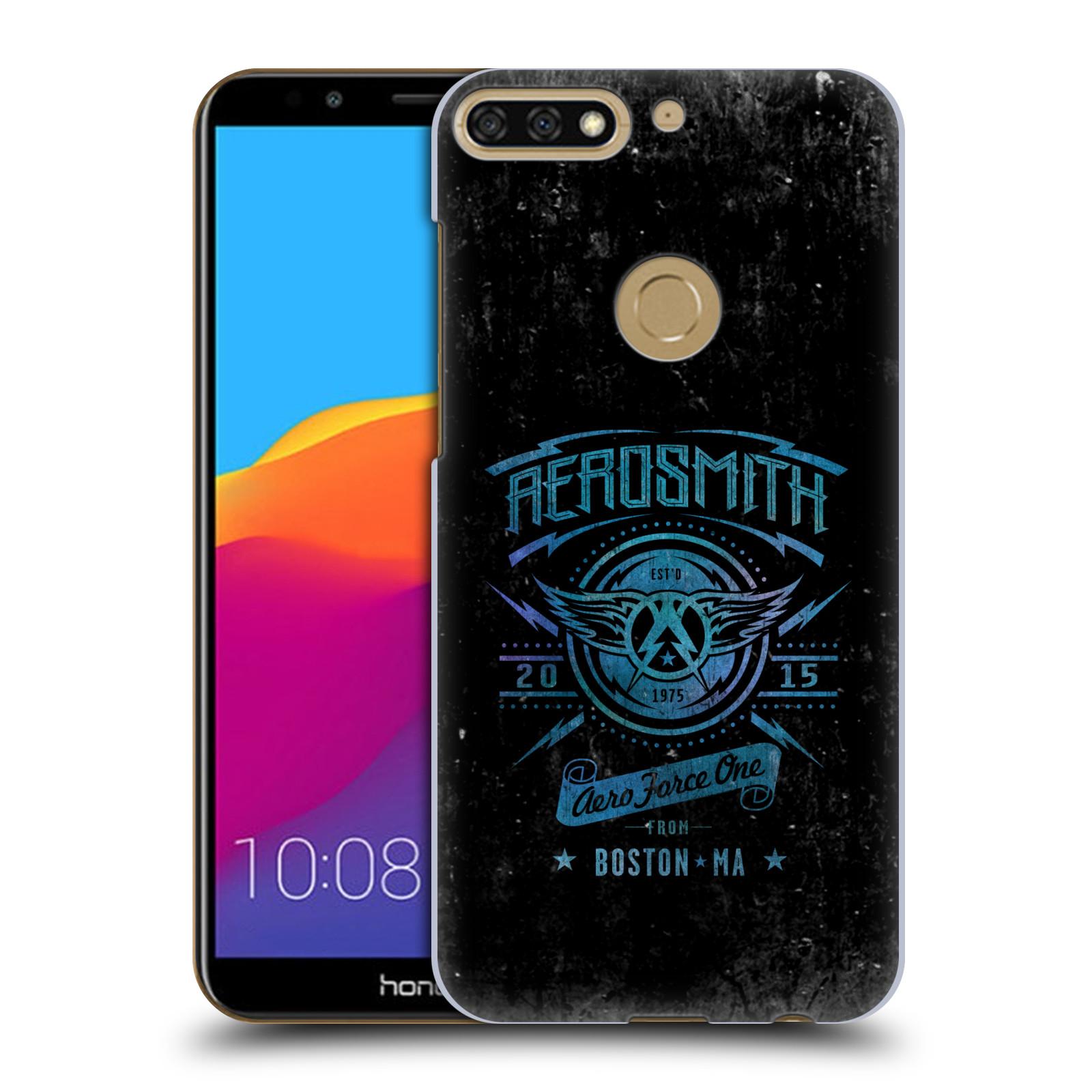Plastové pouzdro na mobil Honor 7C - Head Case - Aerosmith - Aero Force One
