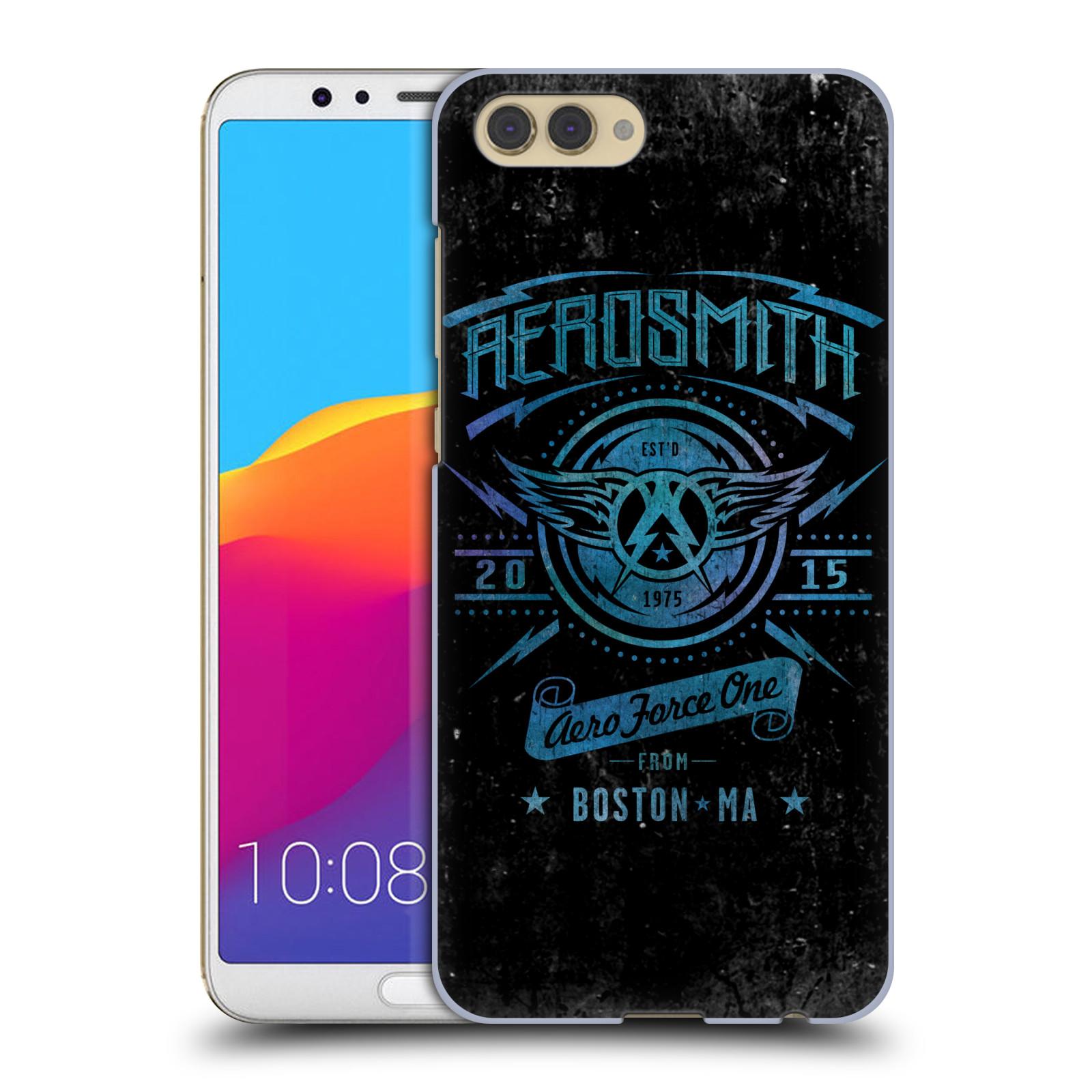 Plastové pouzdro na mobil Honor View 10 - Head Case - Aerosmith - Aero Force One