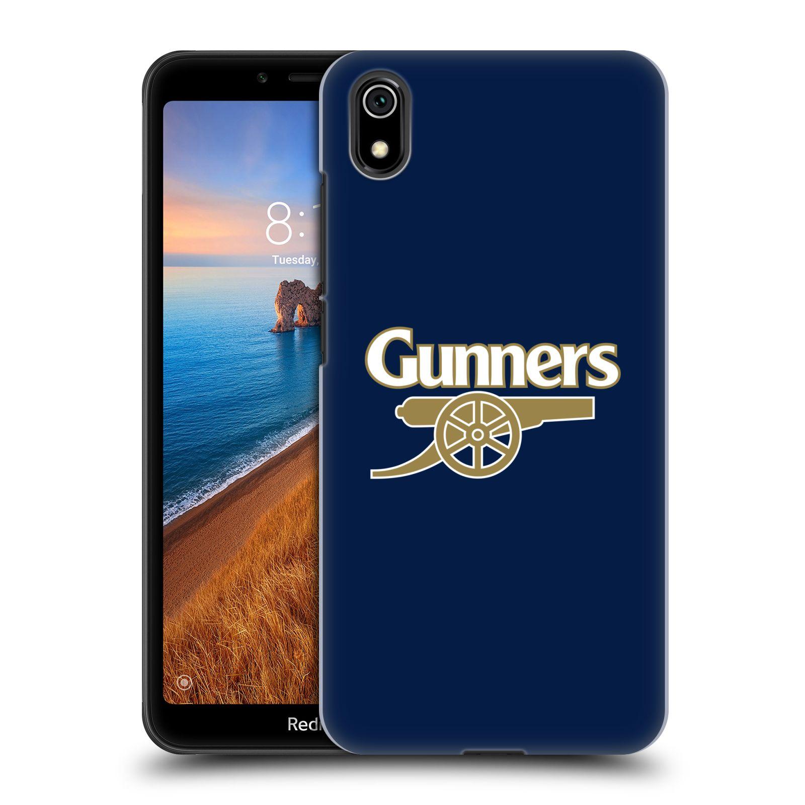 Plastové pouzdro na mobil Xiaomi Redmi 7A - Head Case - Arsenal FC - Gunners