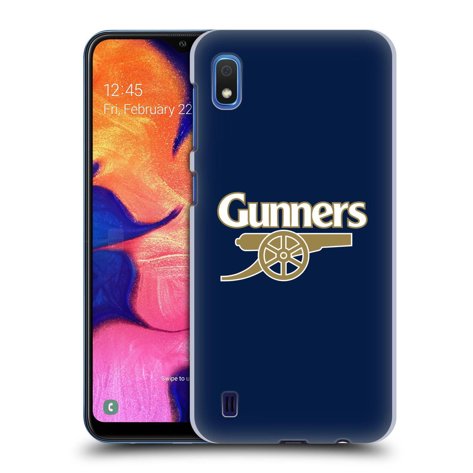 Plastové pouzdro na mobil Samsung Galaxy A10 - Head Case - Arsenal FC - Gunners