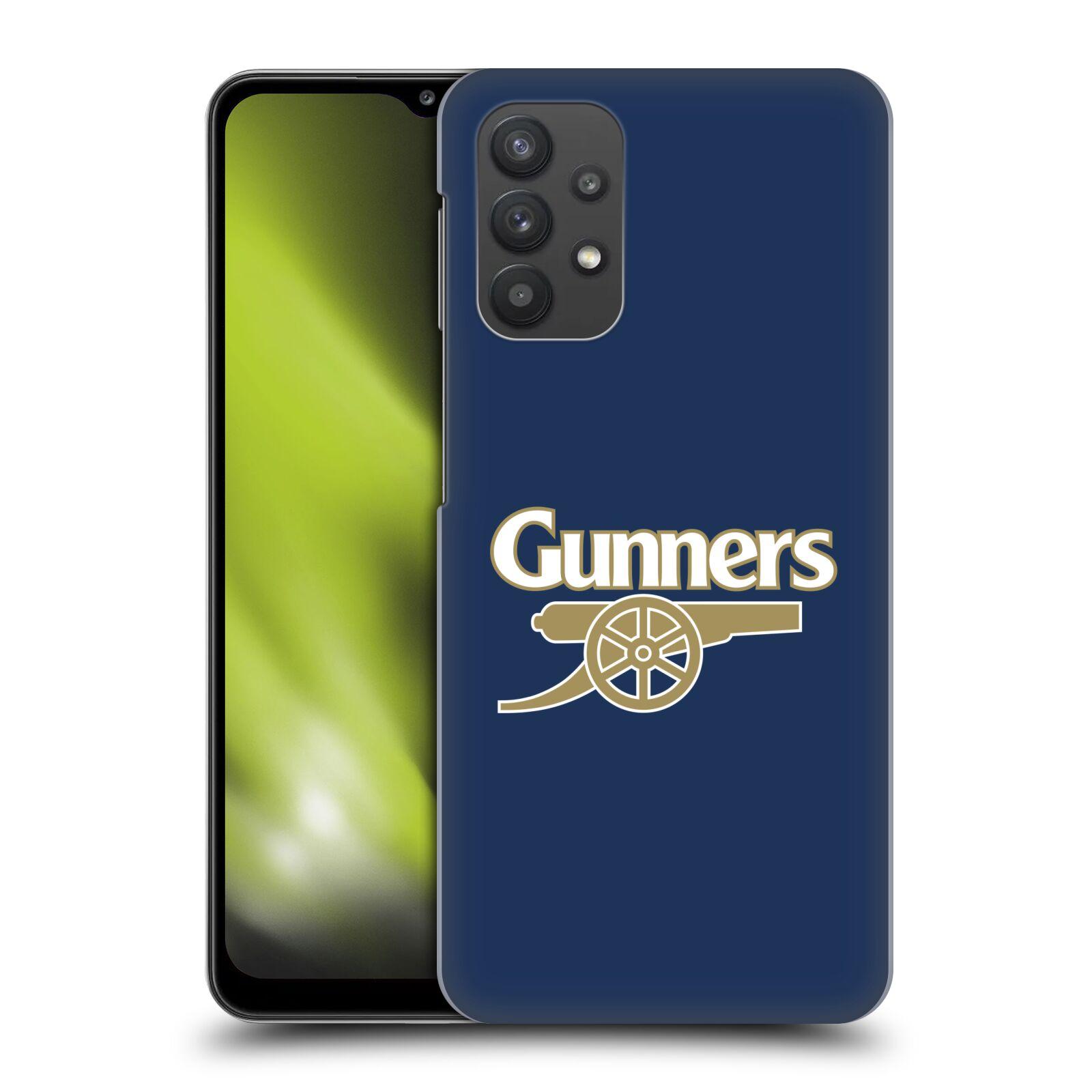 Plastové pouzdro na mobil Samsung Galaxy A32 5G - Head Case - Arsenal FC - Gunners