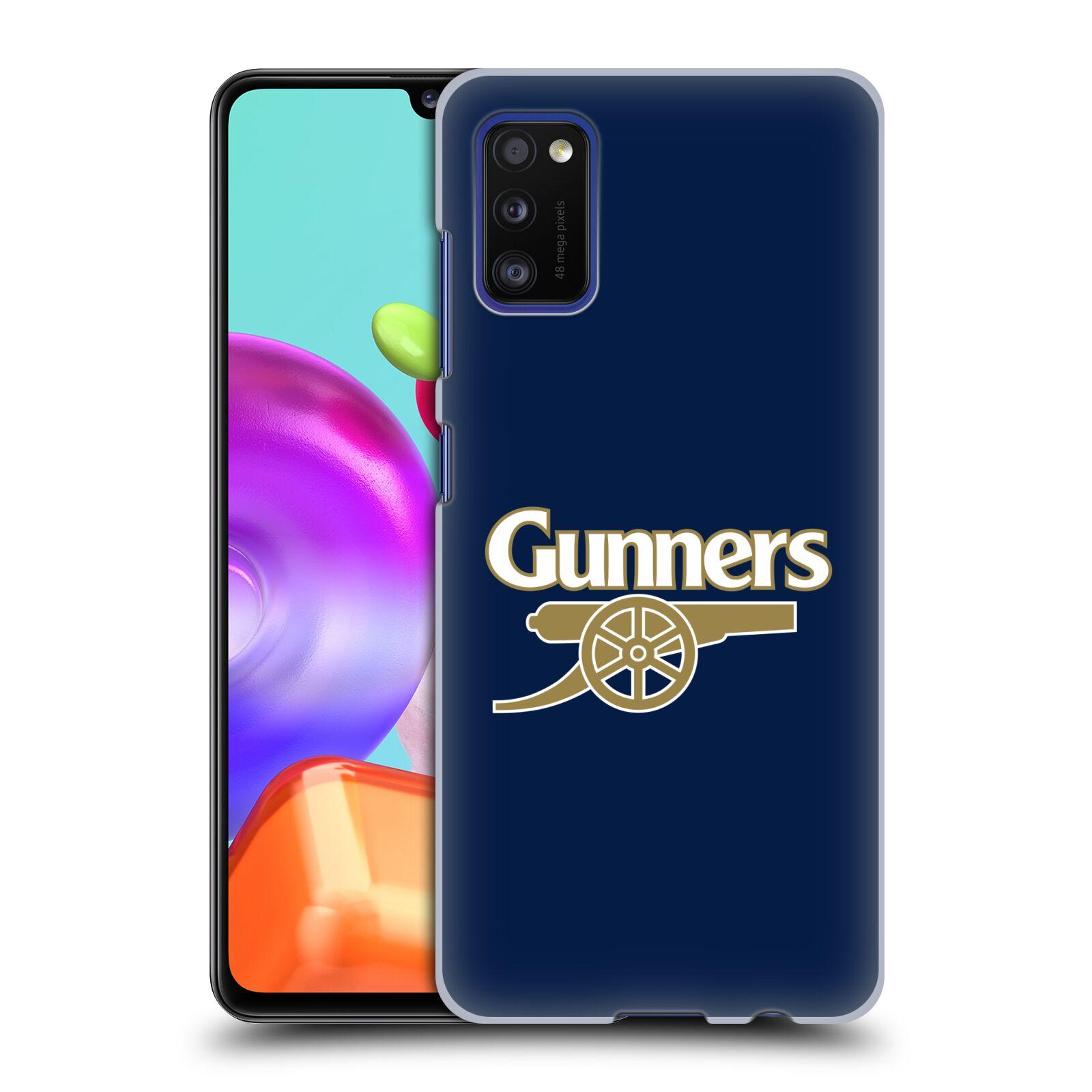 Plastové pouzdro na mobil Samsung Galaxy A41 - Head Case - Arsenal FC - Gunners