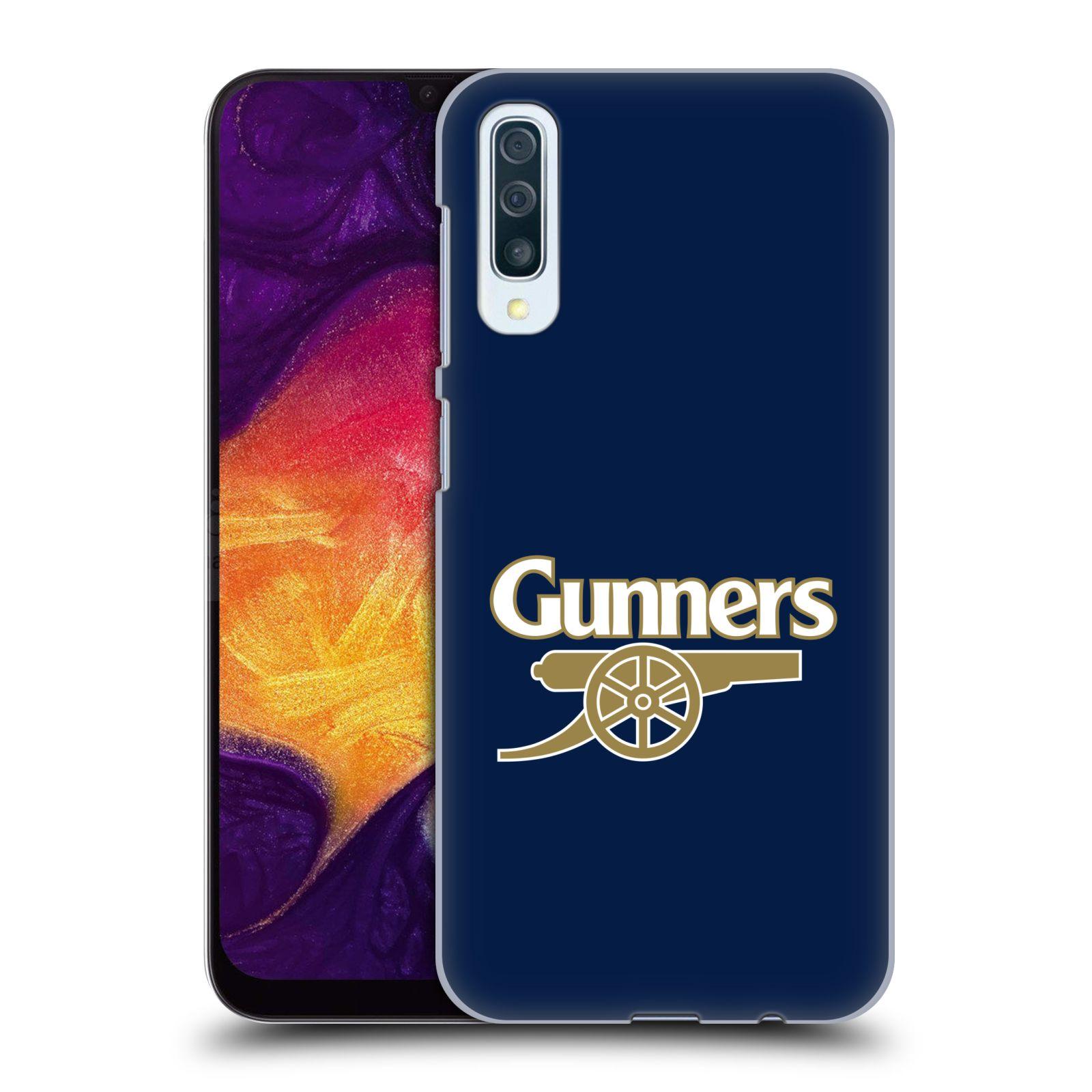 Plastové pouzdro na mobil Samsung Galaxy A50 - Head Case - Arsenal FC - Gunners