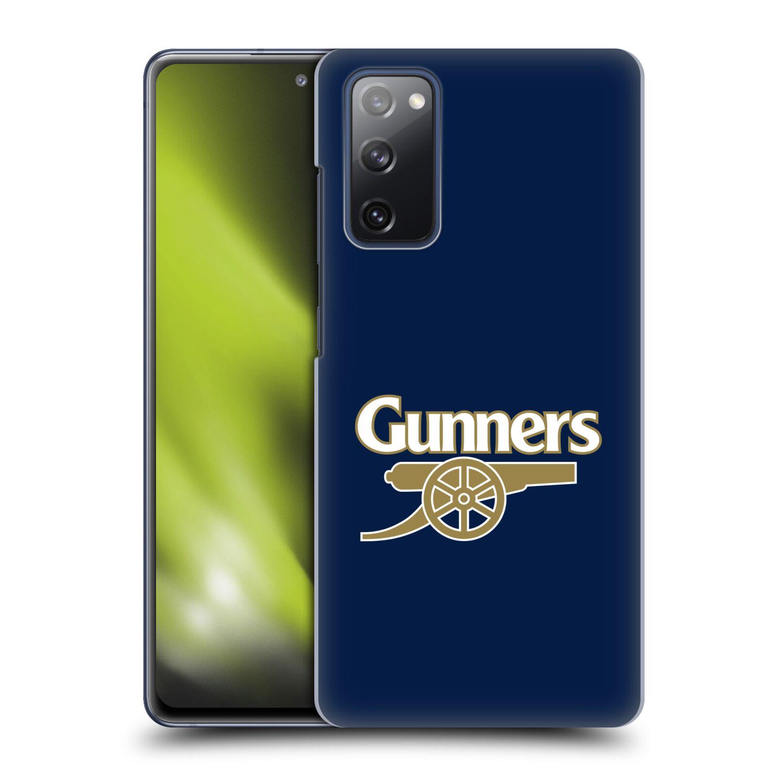 Plastové pouzdro na mobil Samsung Galaxy S20 FE - Head Case - Arsenal FC - Gunners