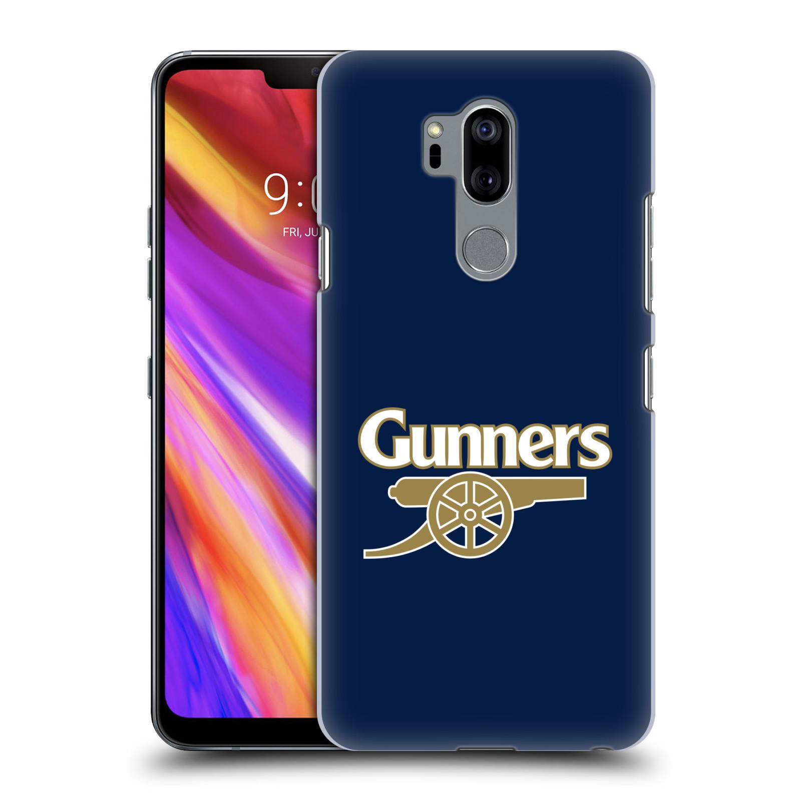 Plastové pouzdro na mobil LG G7 ThinQ - Head Case - Arsenal FC - Gunners