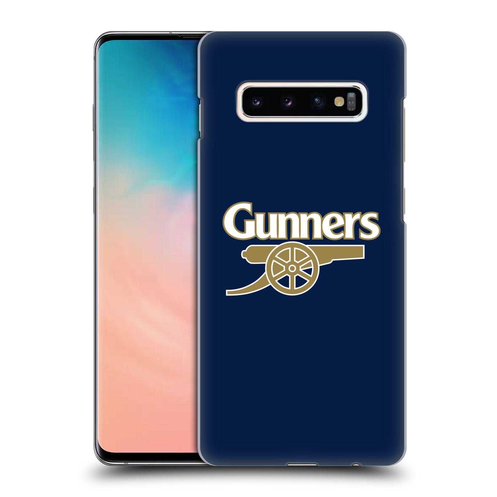 Plastové pouzdro na mobil Samsung Galaxy S10 Plus - Head Case - Arsenal FC - Gunners