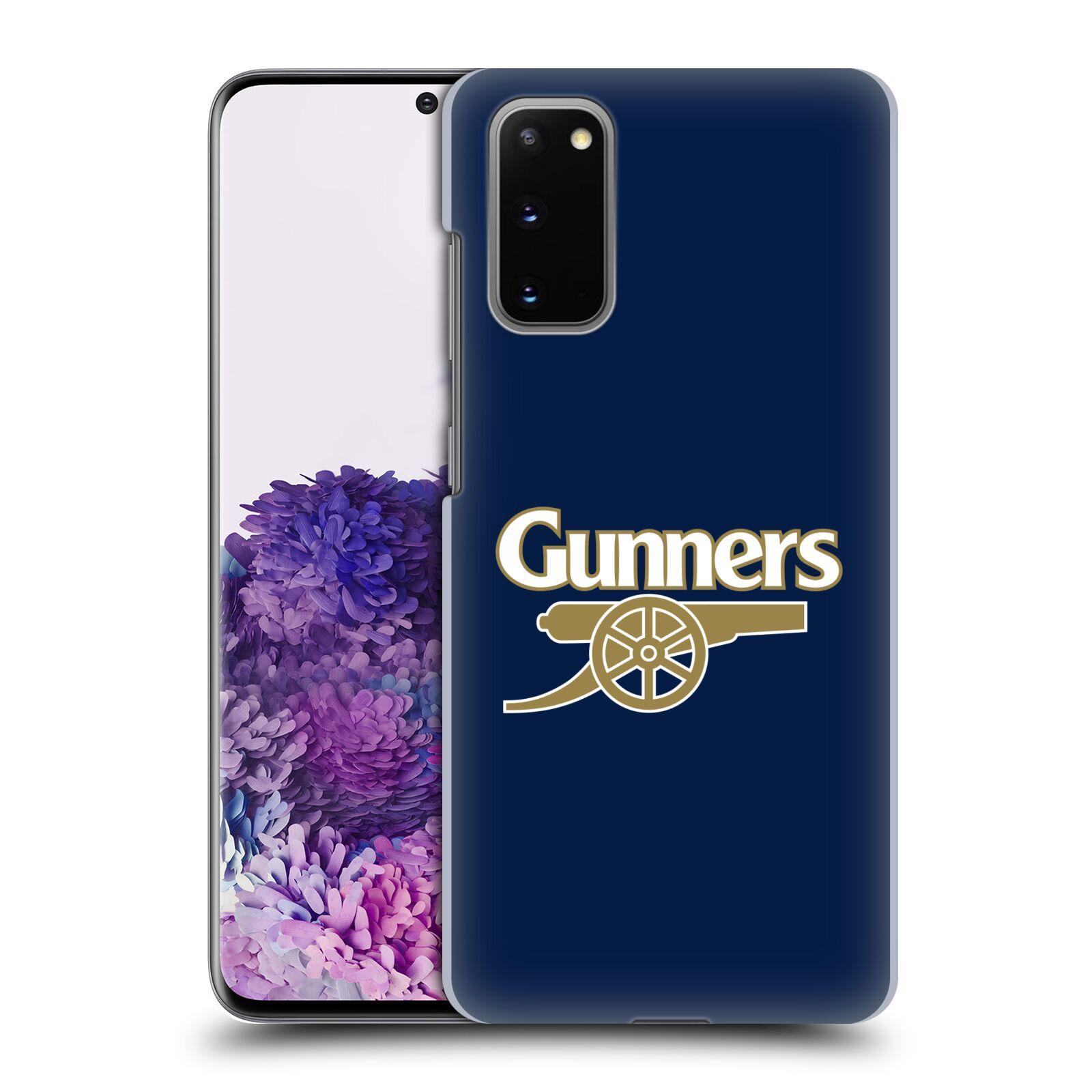 Plastové pouzdro na mobil Samsung Galaxy S20 - Head Case - Arsenal FC - Gunners