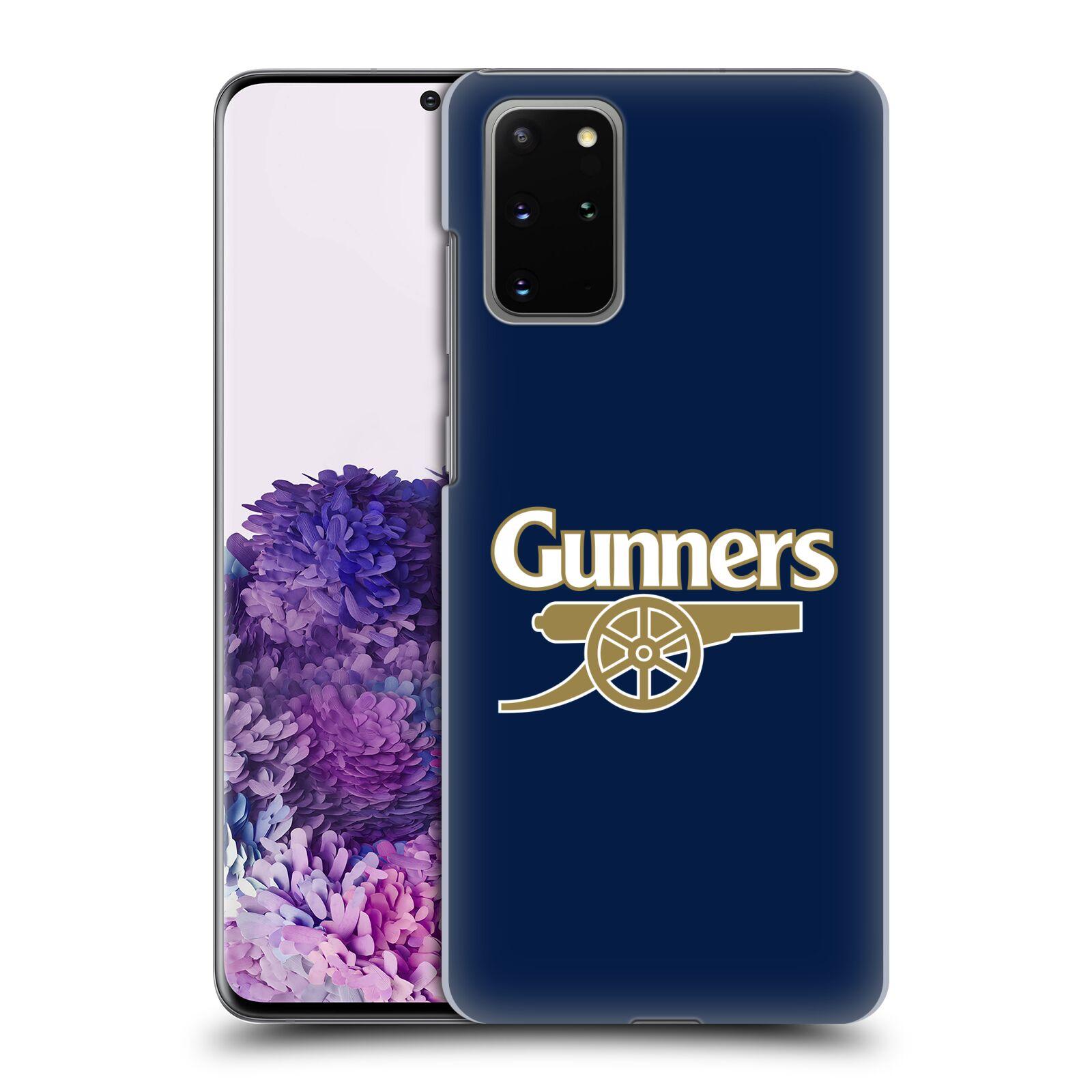 Plastové pouzdro na mobil Samsung Galaxy S20 Plus - Head Case - Arsenal FC - Gunners