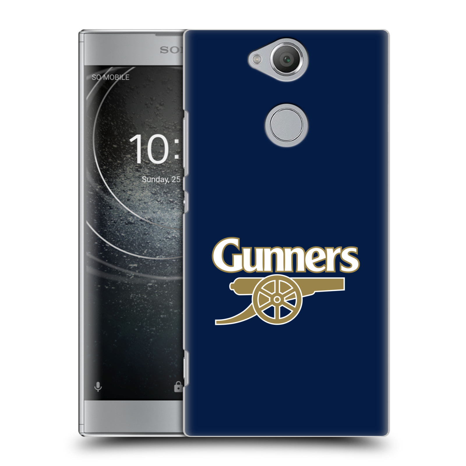 Plastové pouzdro na mobil Sony Xperia XA2 - Head Case - Arsenal FC - Gunners