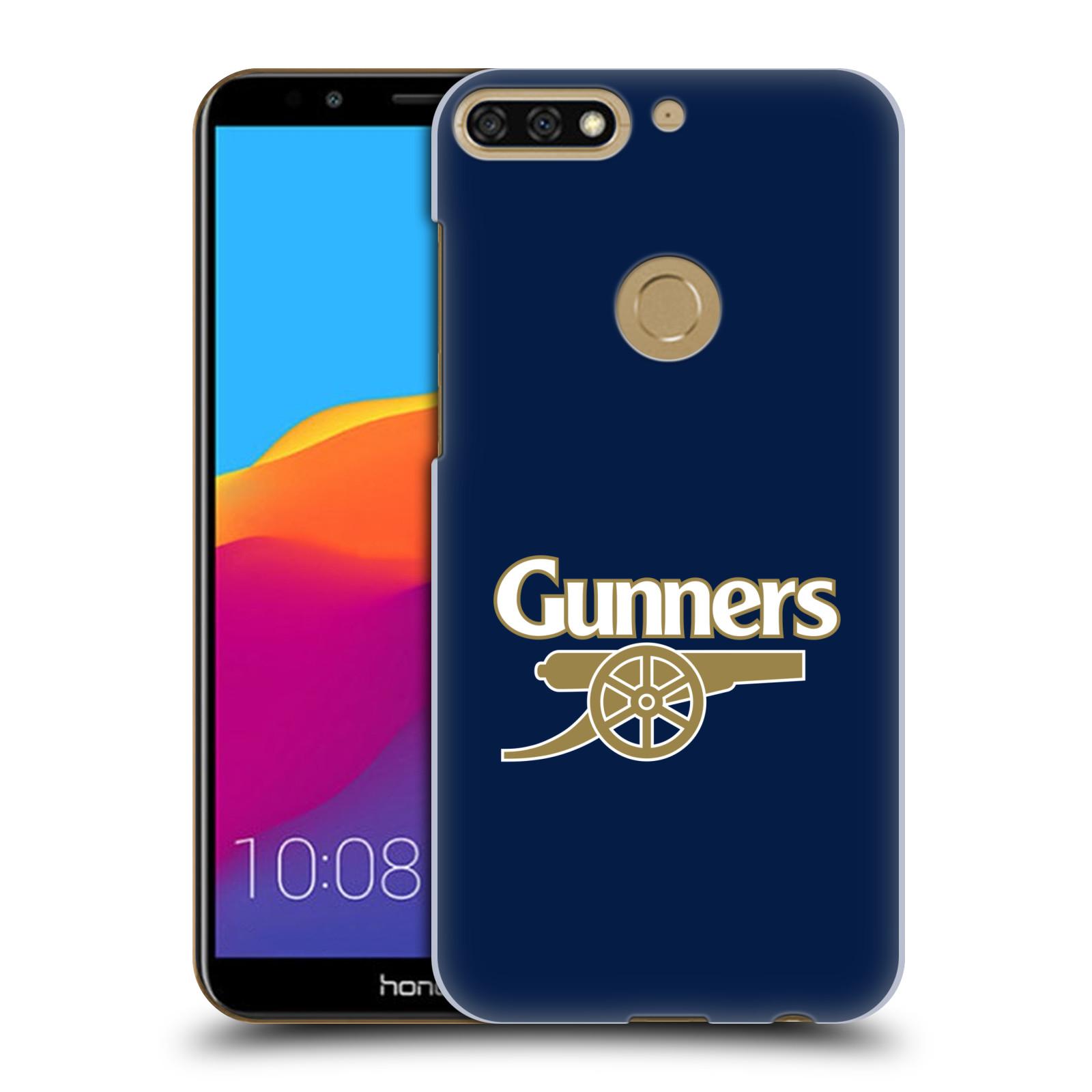 Plastové pouzdro na mobil Huawei Y7 Prime 2018 - Head Case - Arsenal FC - Gunners
