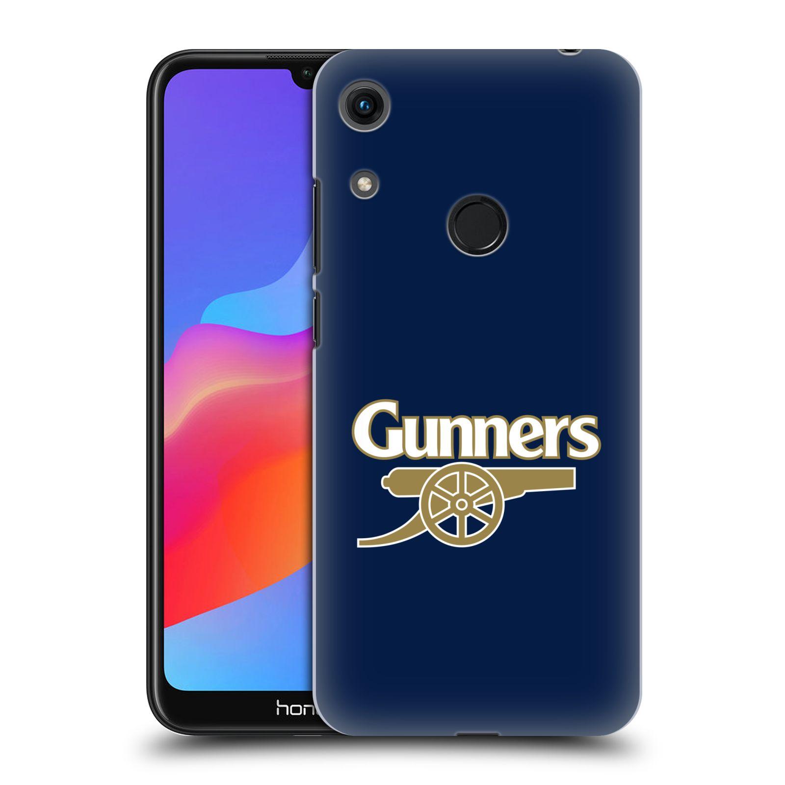 Plastové pouzdro na mobil Honor 8A - Head Case - Arsenal FC - Gunners