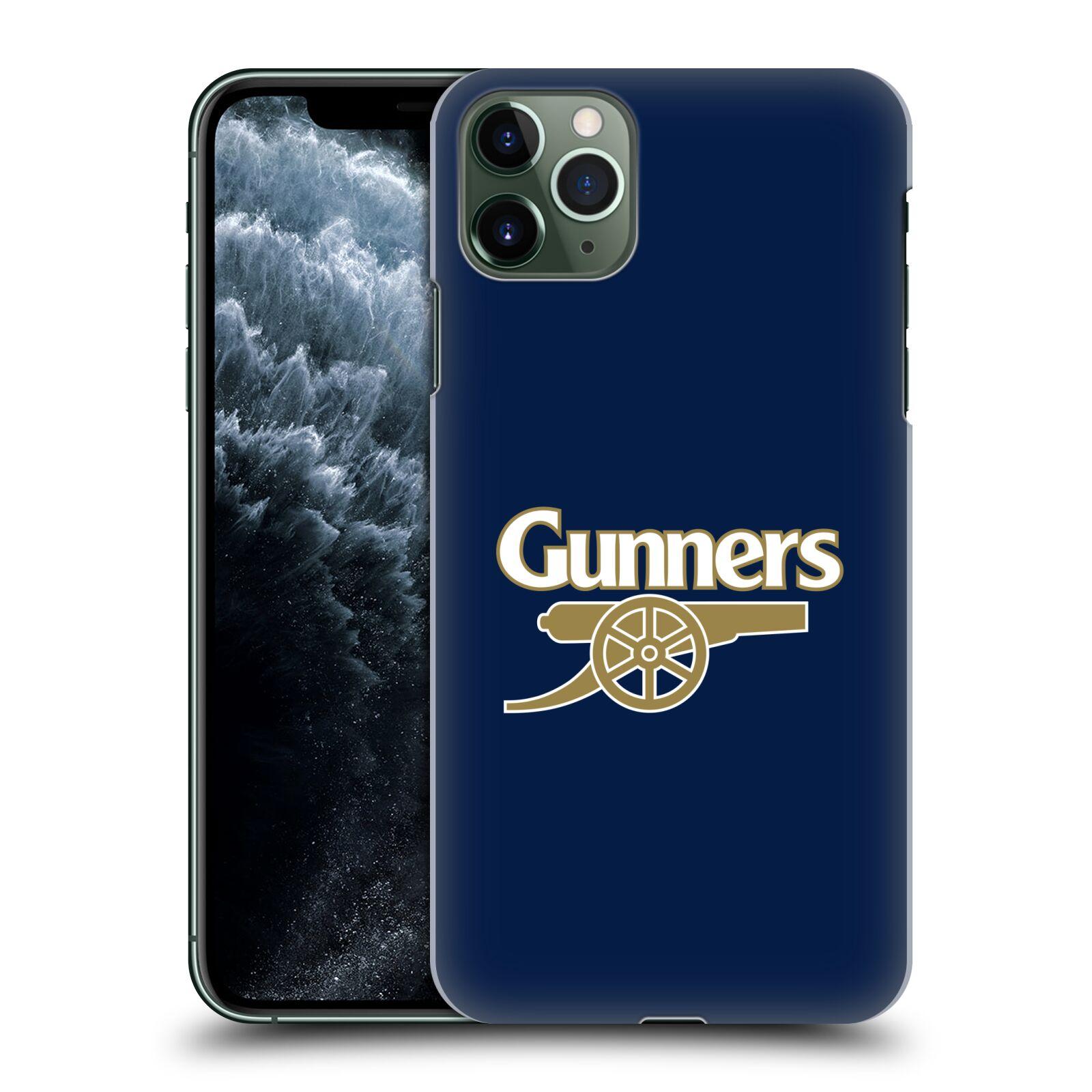 Plastové pouzdro na mobil Apple iPhone 11 Pro Max - Head Case - Arsenal FC - Gunners