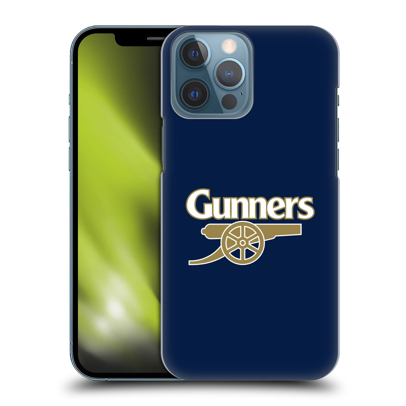 Plastové pouzdro na mobil Apple iPhone 13 Pro Max - Head Case - Arsenal FC - Gunners