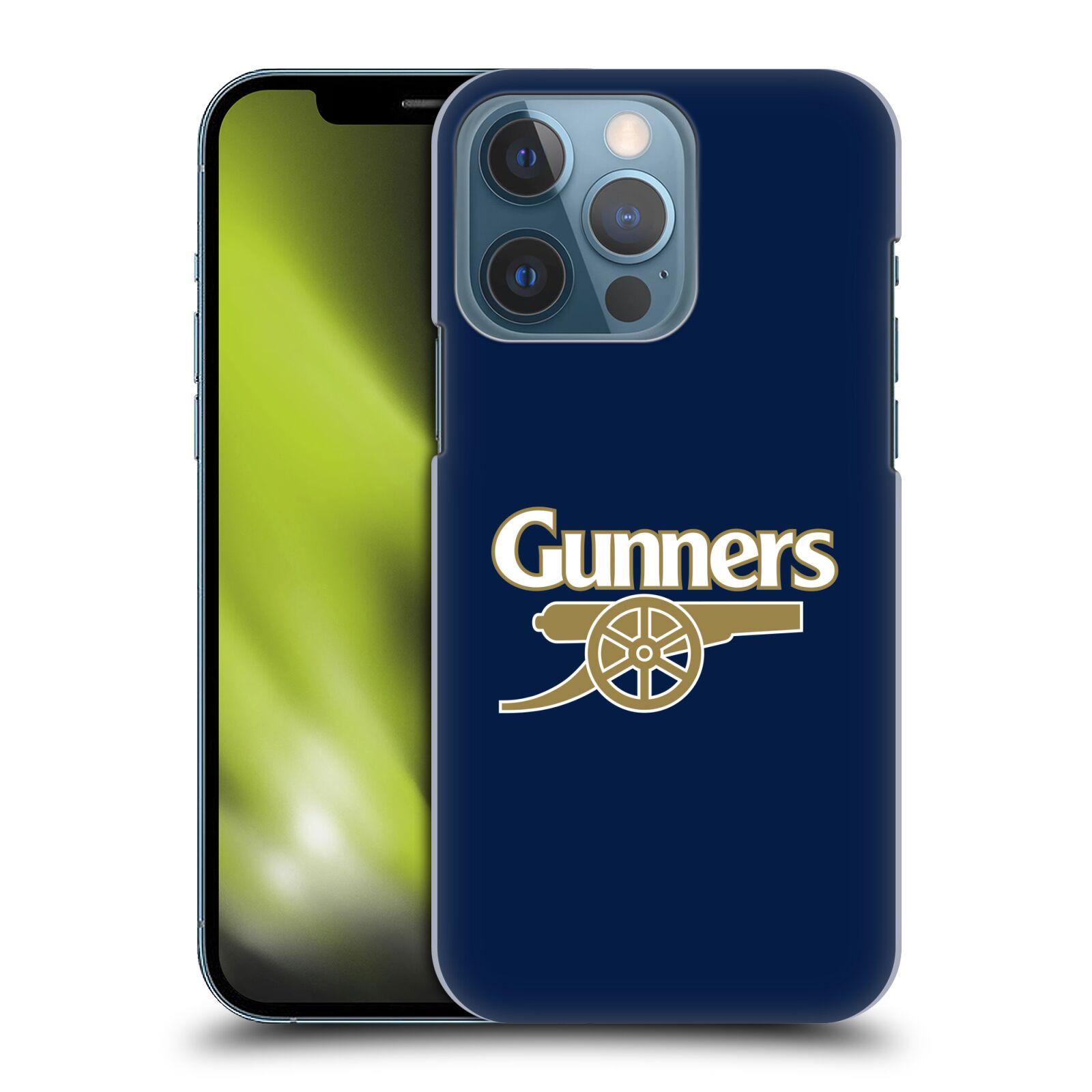 Plastové pouzdro na mobil Apple iPhone 13 Pro - Head Case - Arsenal FC - Gunners