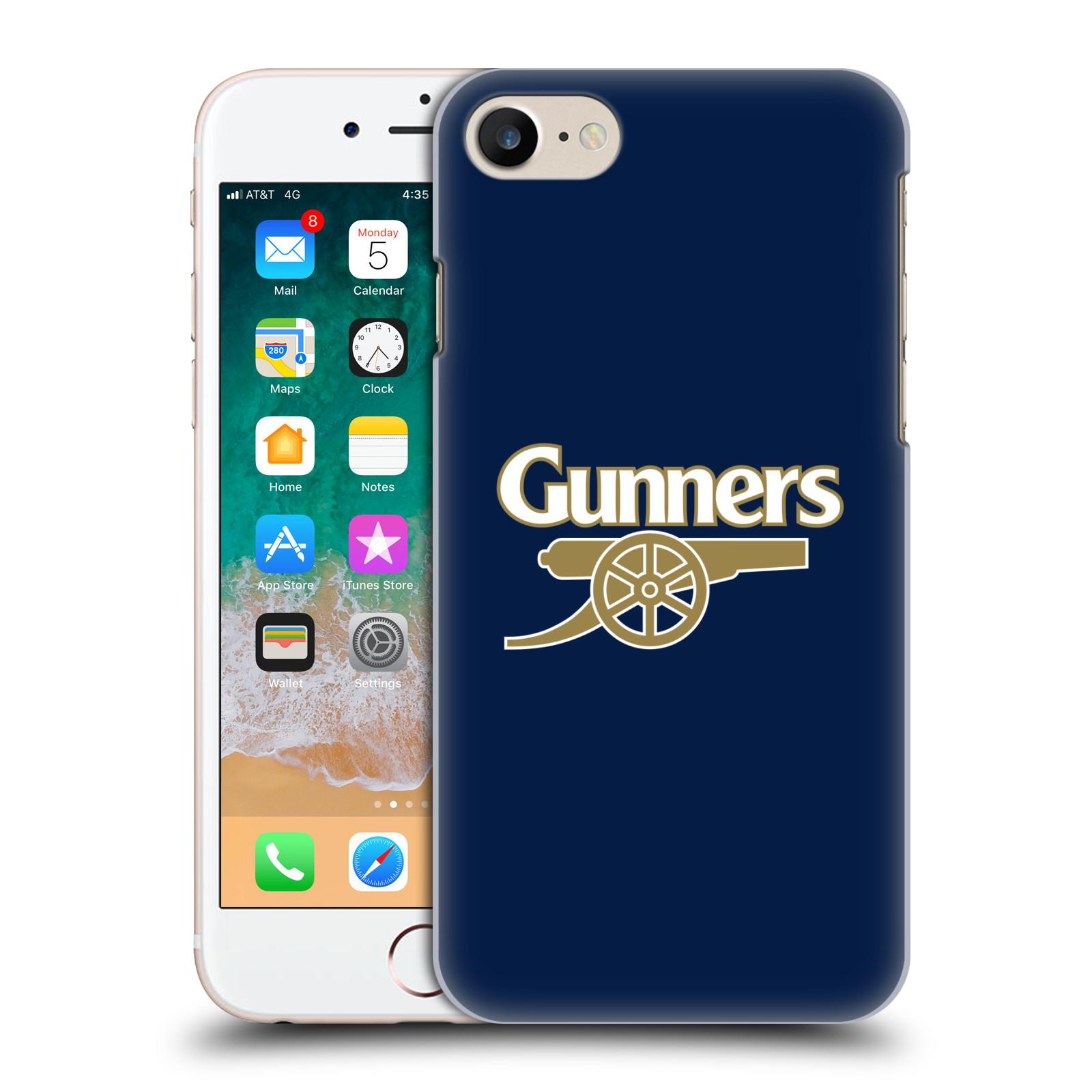 Plastové pouzdro na mobil Apple iPhone SE (2020) - Head Case - Arsenal FC - Gunners