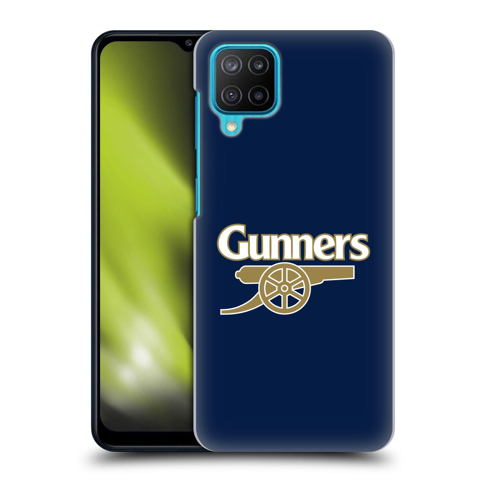Plastové pouzdro na mobil Samsung Galaxy M12 - Head Case - Arsenal FC - Gunners