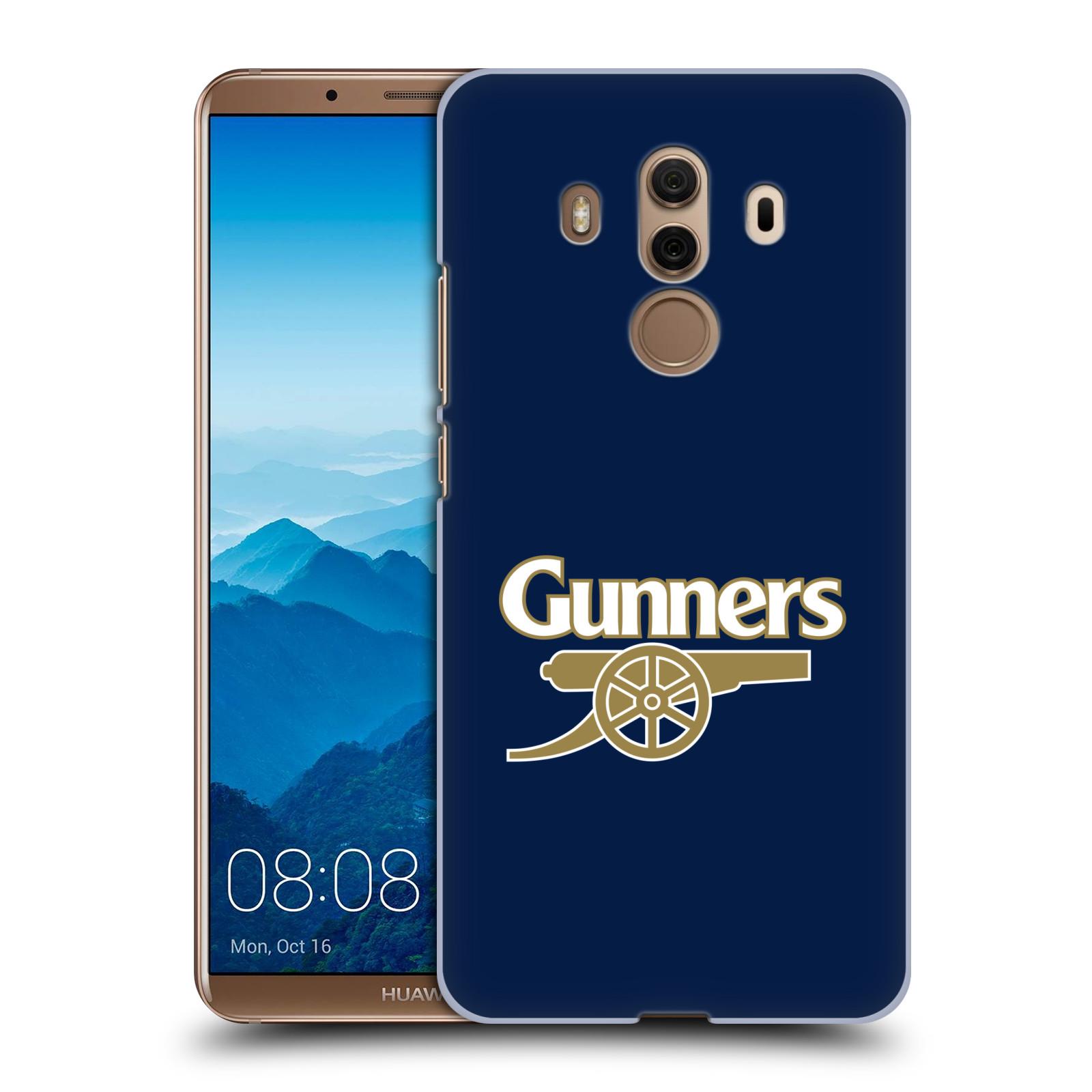 Plastové pouzdro na mobil Huawei Mate 10 Pro - Head Case - Arsenal FC - Gunners
