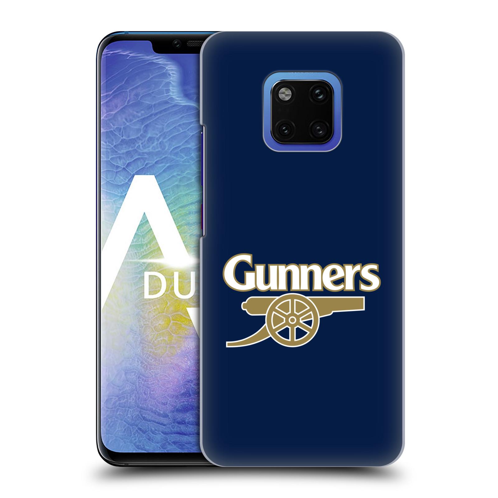 Plastové pouzdro na mobil Huawei Mate 20 Pro - Head Case - Arsenal FC - Gunners