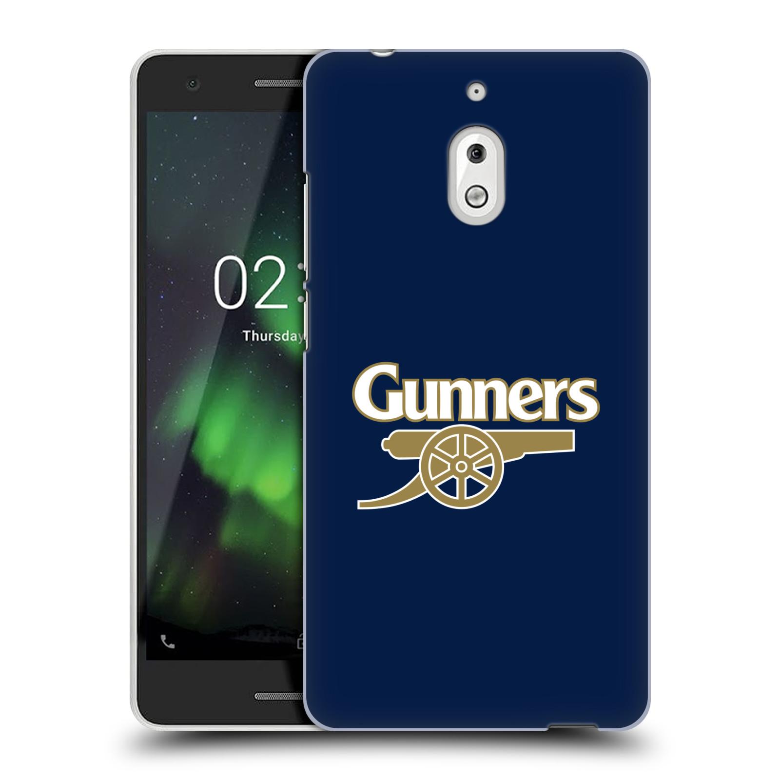 Plastové pouzdro na mobil Nokia 2.1 - Head Case - Arsenal FC - Gunners
