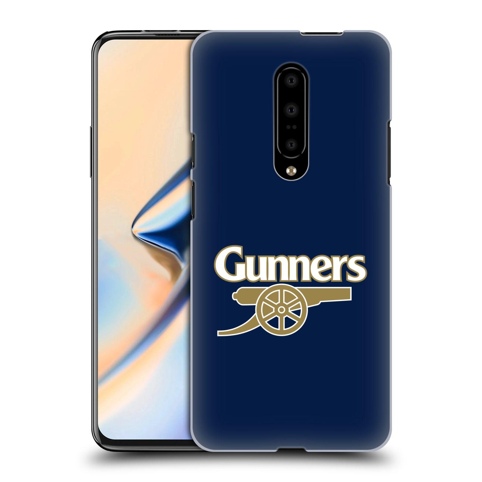 Plastové pouzdro na mobil OnePlus 7 - Head Case - Arsenal FC - Gunners