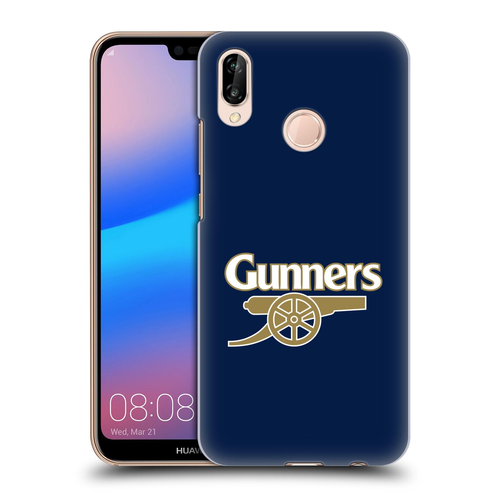 Plastové pouzdro na mobil Huawei P20 Lite - Head Case - Arsenal FC - Gunners