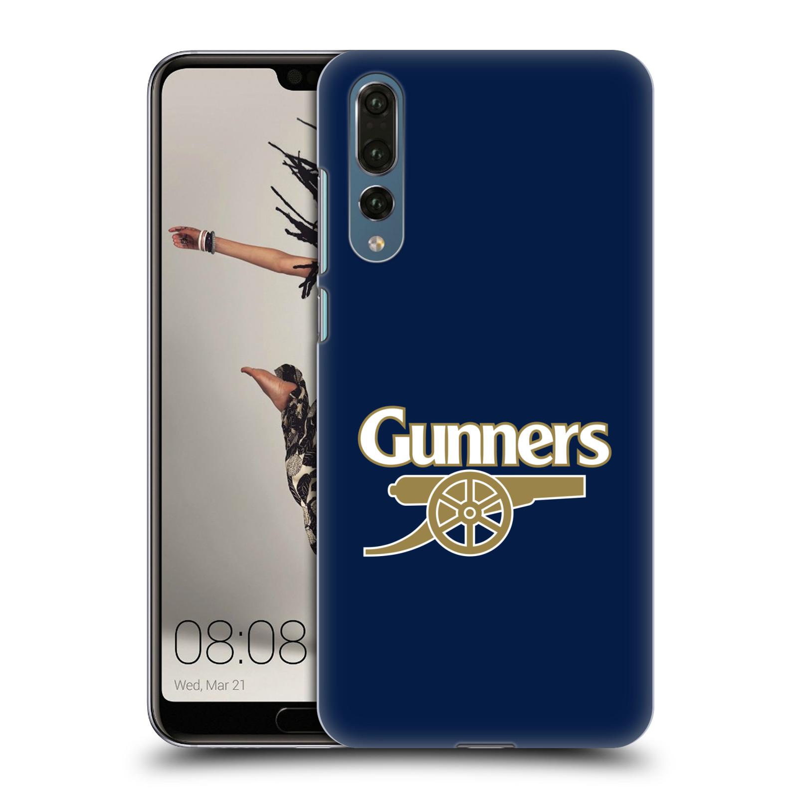 Plastové pouzdro na mobil Huawei P20 Pro - Head Case - Arsenal FC - Gunners
