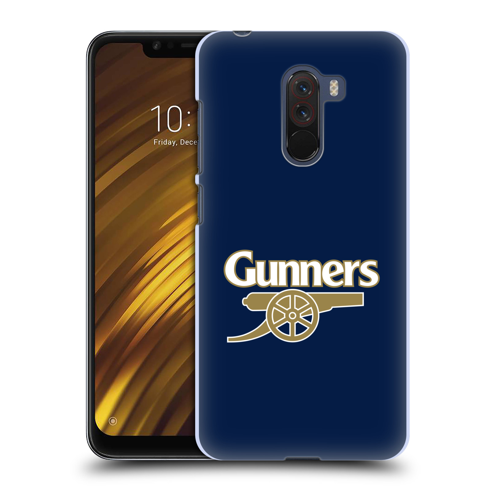 Plastové pouzdro na mobil Xiaomi Pocophone F1 - Head Case - Arsenal FC - Gunners
