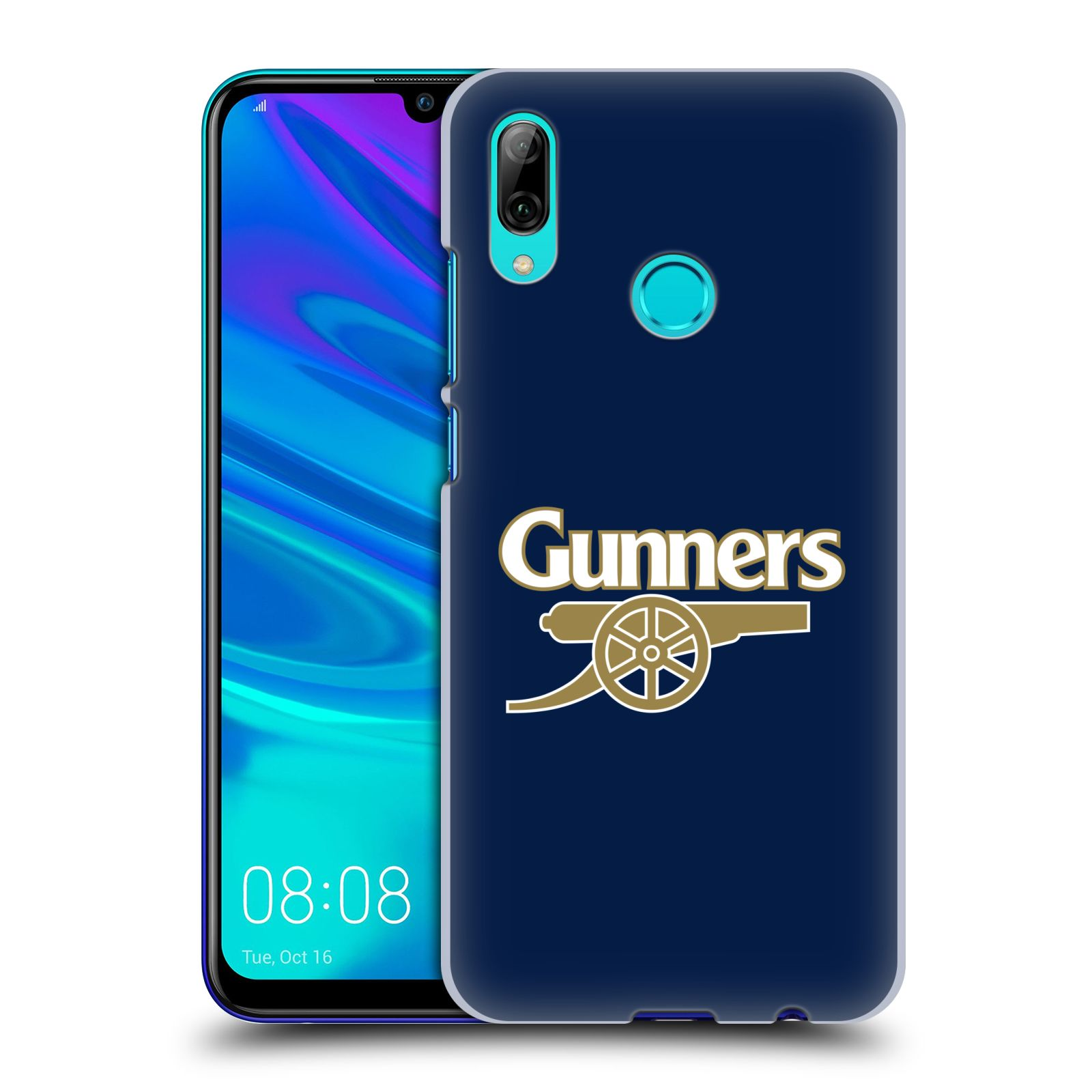 Plastové pouzdro na mobil Huawei P Smart (2019) - Head Case - Arsenal FC - Gunners