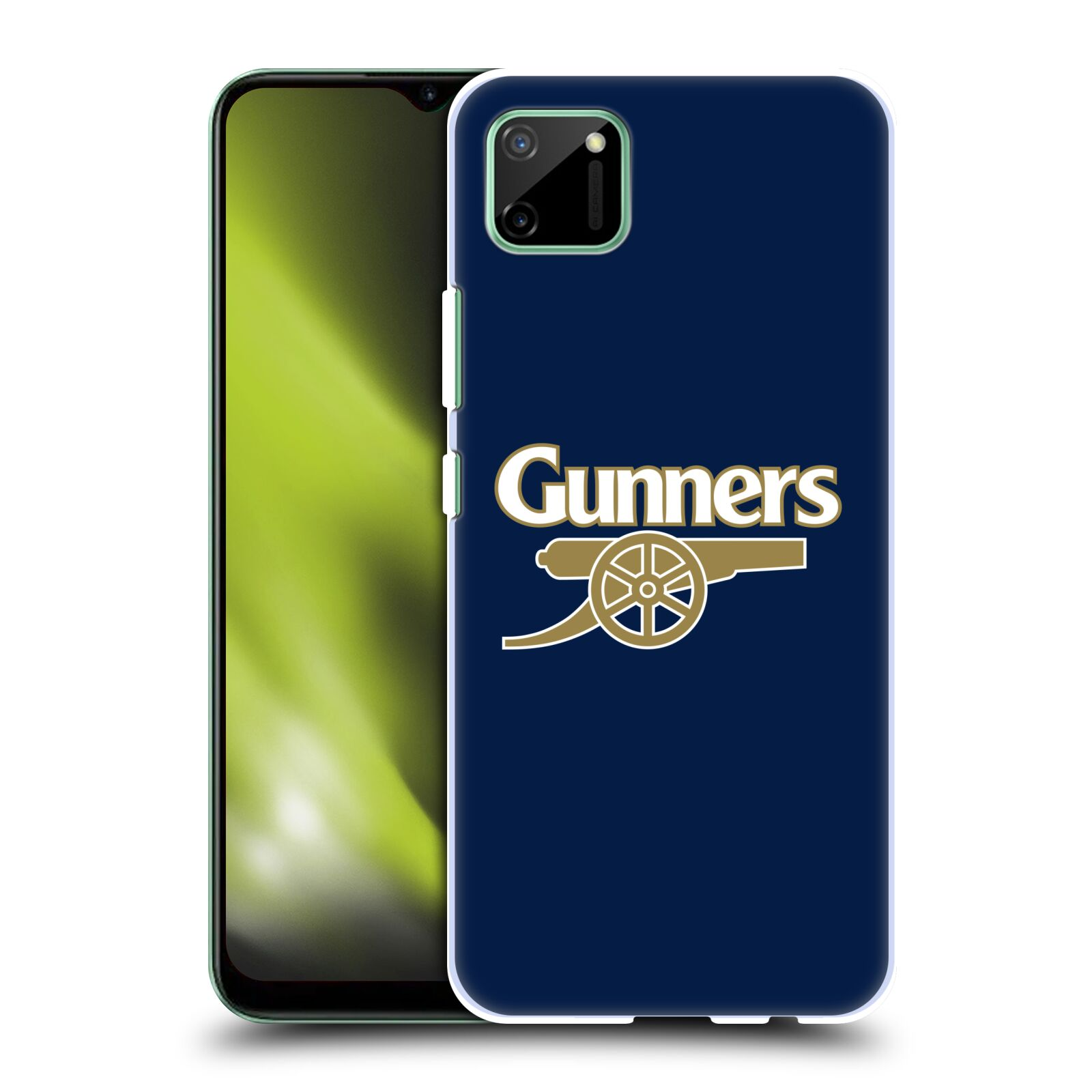 Plastové pouzdro na mobil Realme C11 - Head Case - Arsenal FC - Gunners