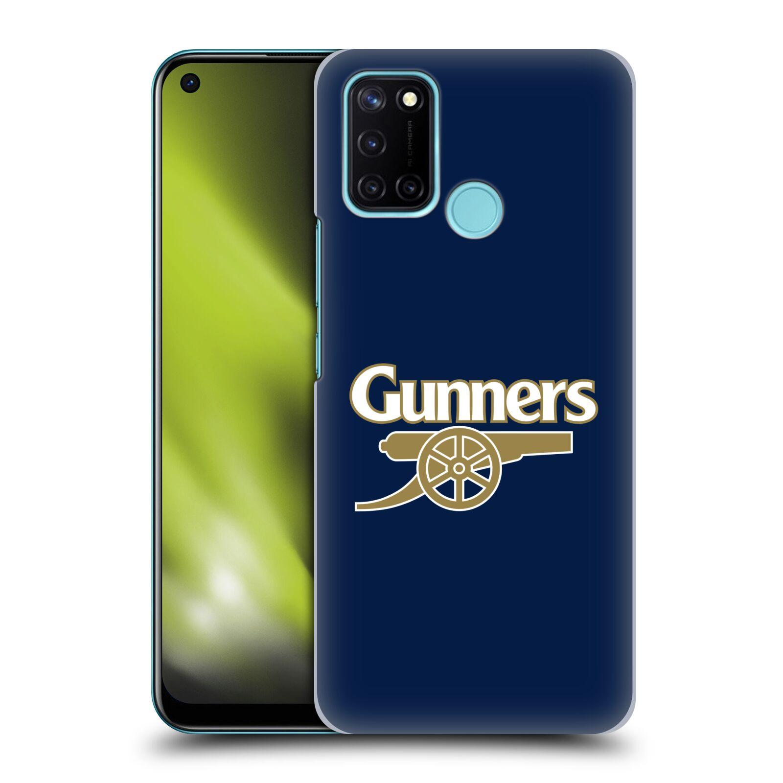 Plastové pouzdro na mobil Realme 7i - Head Case - Arsenal FC - Gunners