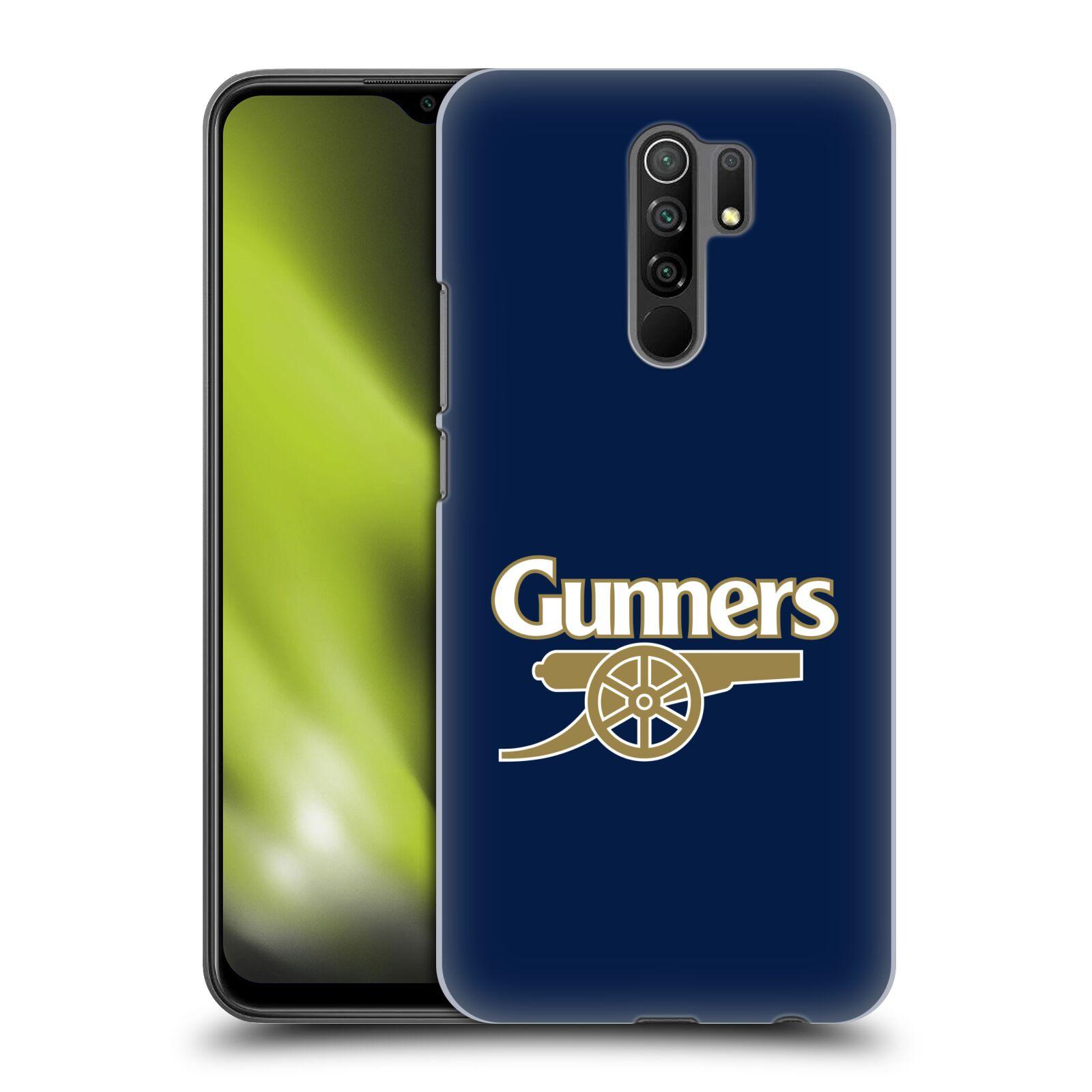 Plastové pouzdro na mobil Xiaomi Redmi 9 - Head Case - Arsenal FC - Gunners