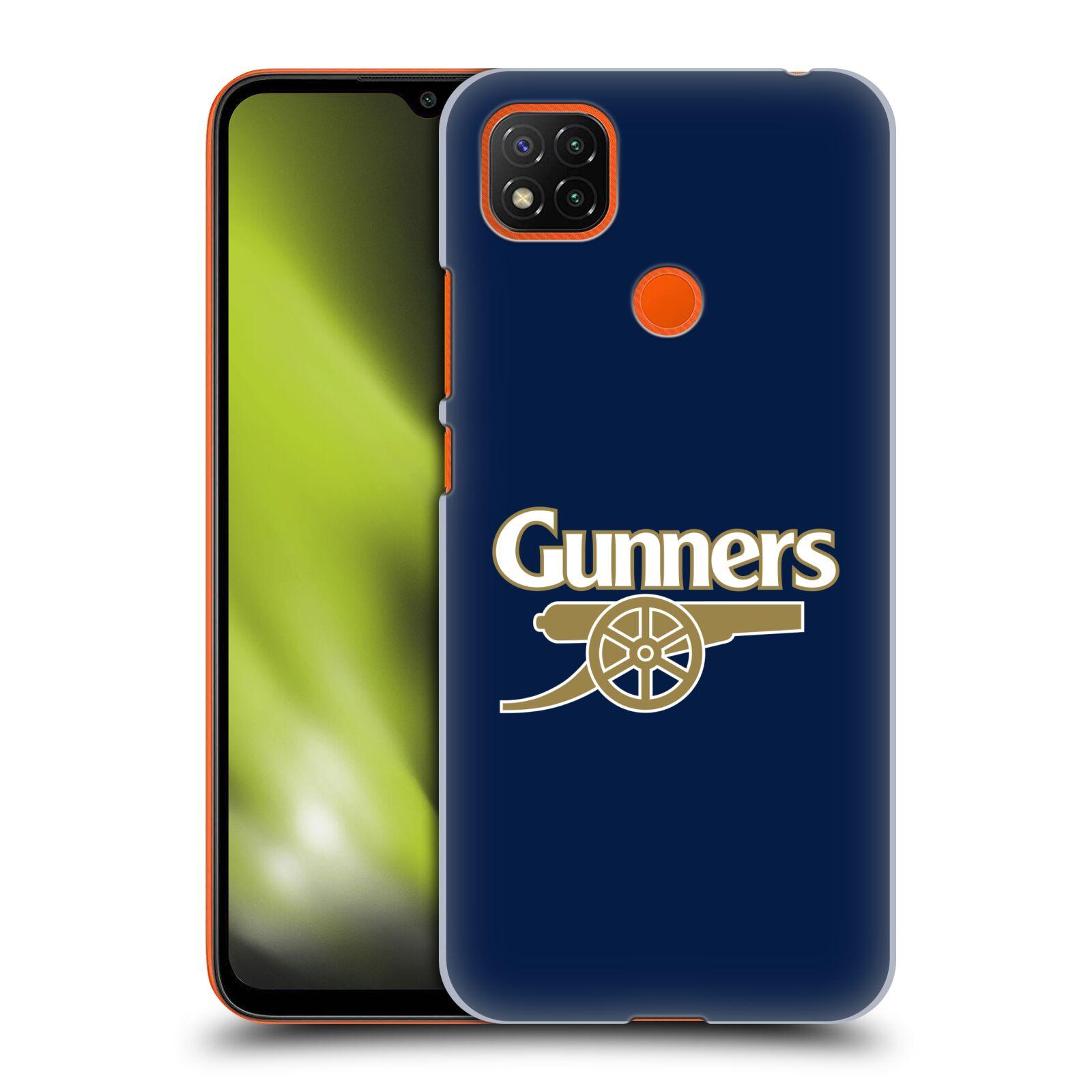 Plastové pouzdro na mobil Xiaomi Redmi 9C - Head Case - Arsenal FC - Gunners