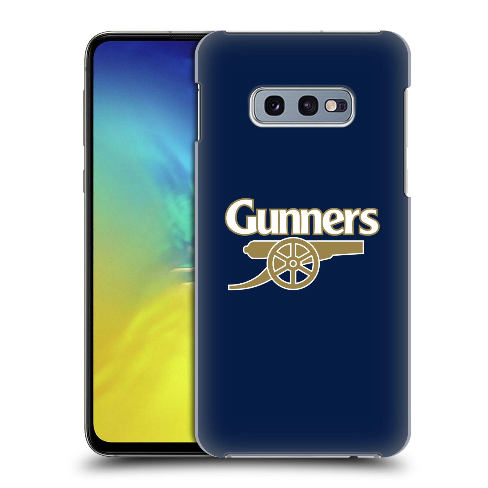 Plastové pouzdro na mobil Samsung Galaxy S10e - Head Case - Arsenal FC - Gunners