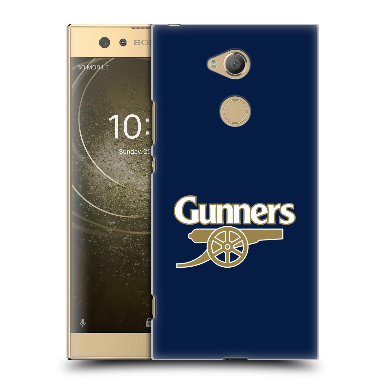 Plastové pouzdro na mobil Sony Xperia XA2 Ultra - Head Case - Arsenal FC - Gunners