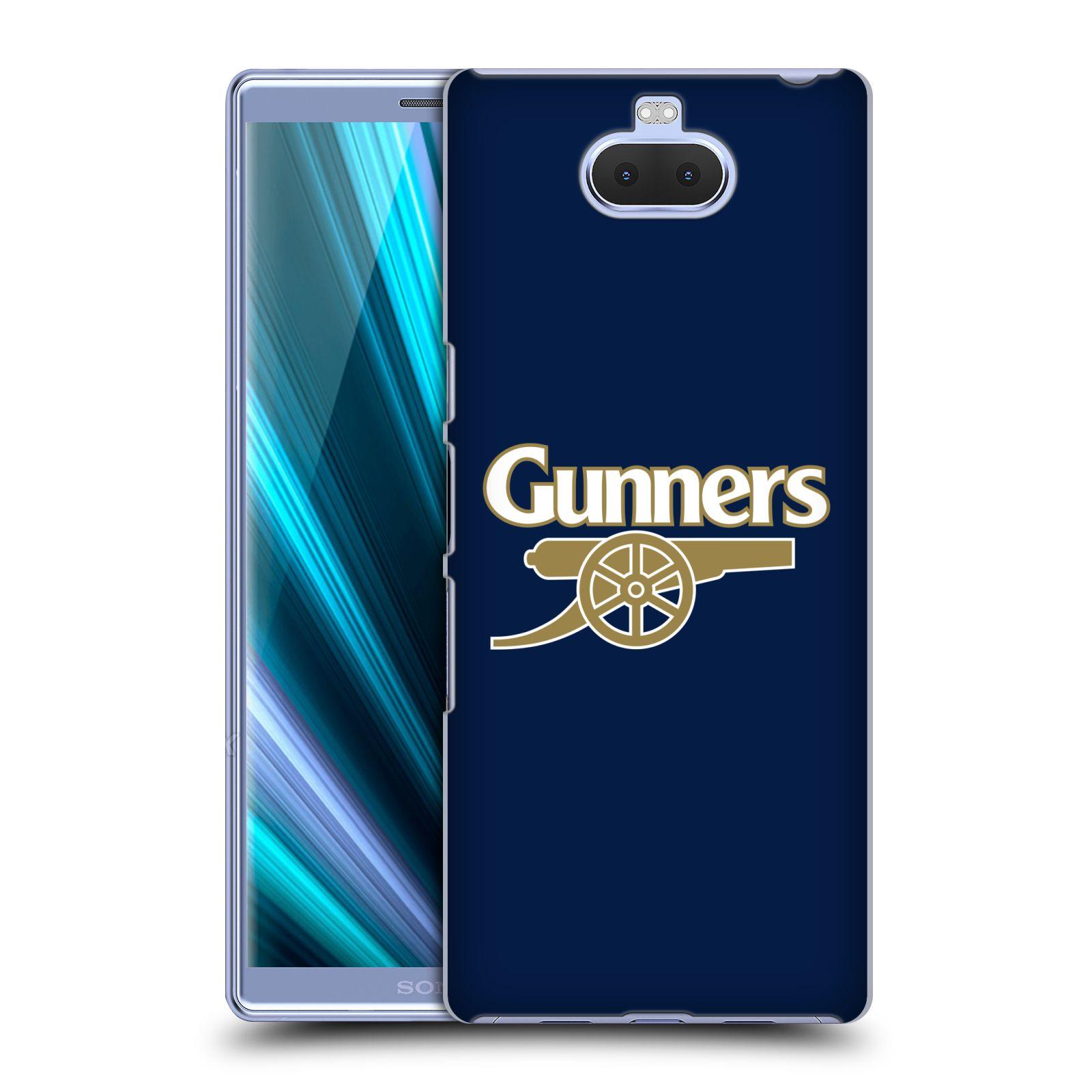 Plastové pouzdro na mobil Sony Xperia 10 - Head Case - Arsenal FC - Gunners