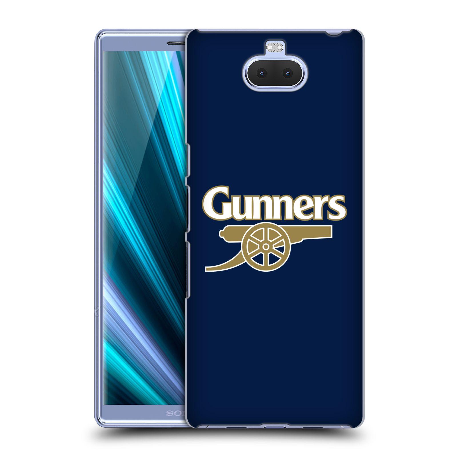 Plastové pouzdro na mobil Sony Xperia 10 Plus - Head Case - Arsenal FC - Gunners