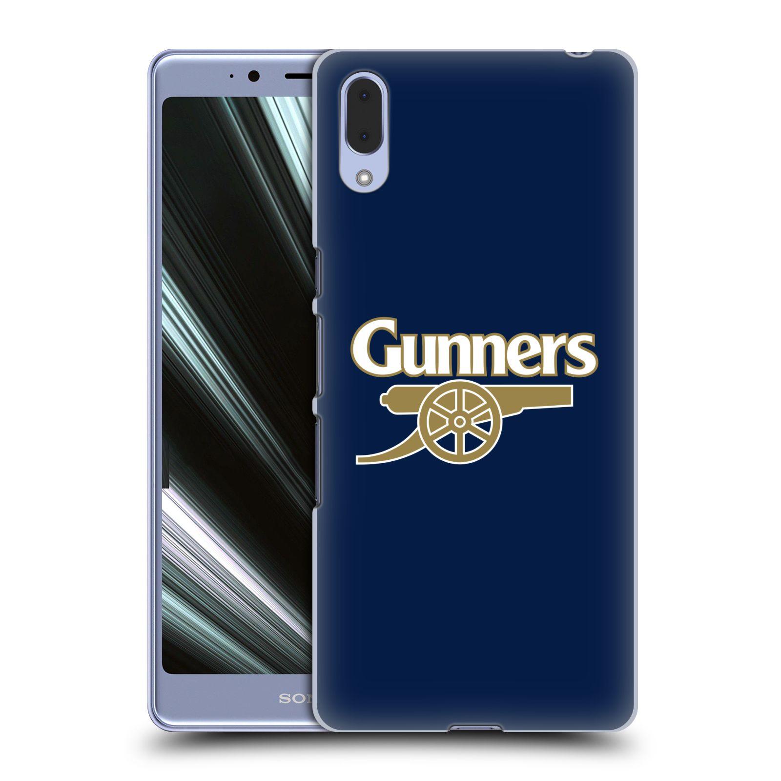 Plastové pouzdro na mobil Sony Xperia L3 - Head Case - Arsenal FC - Gunners