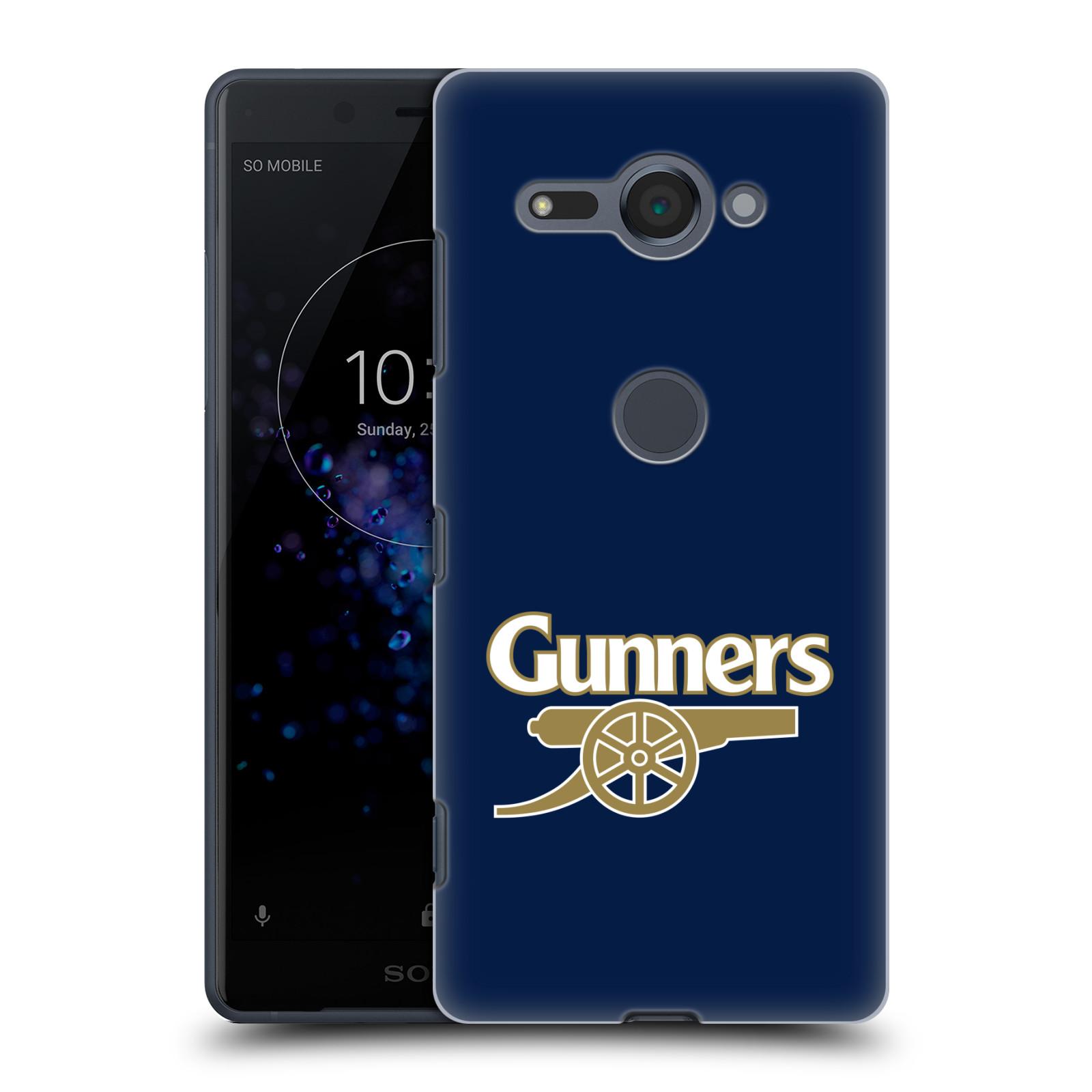 Plastové pouzdro na mobil Sony Xperia XZ2 Compact - Head Case - Arsenal FC - Gunners