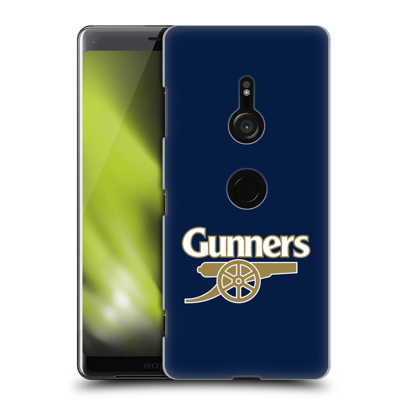 Plastové pouzdro na mobil Sony Xperia XZ3 - Head Case - Arsenal FC - Gunners