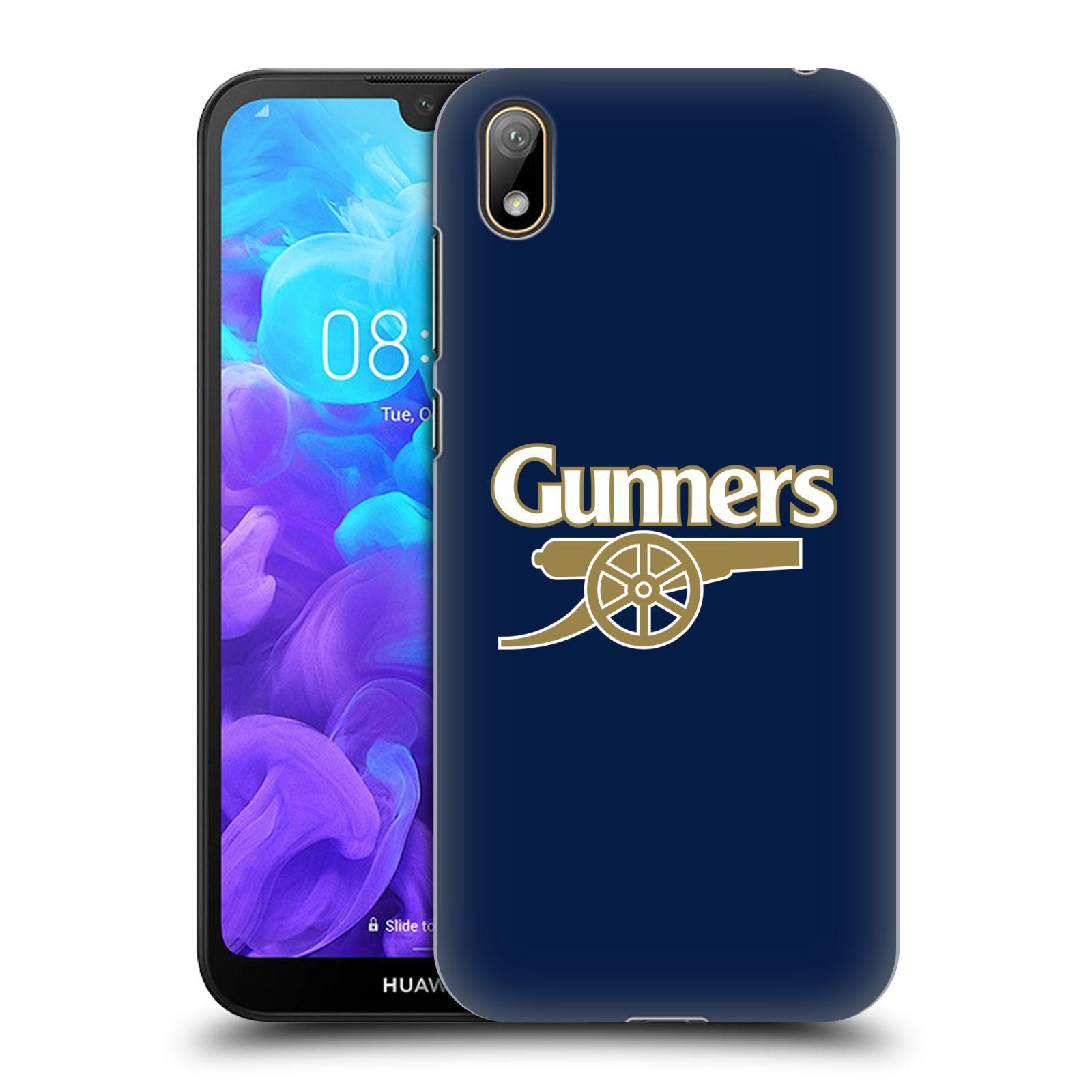 Plastové pouzdro na mobil Honor 8S - Head Case - Arsenal FC - Gunners