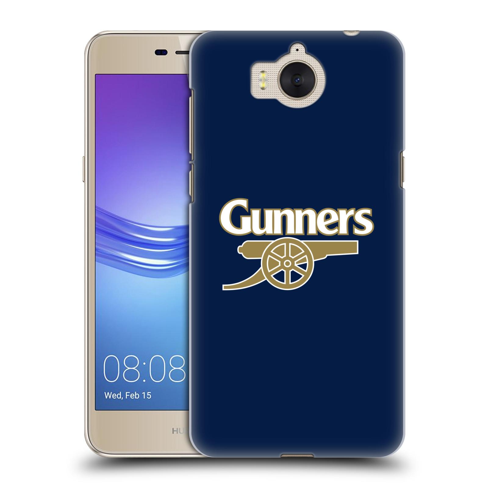Plastové pouzdro na mobil Huawei Y6 2017 - Head Case - Arsenal FC - Gunners