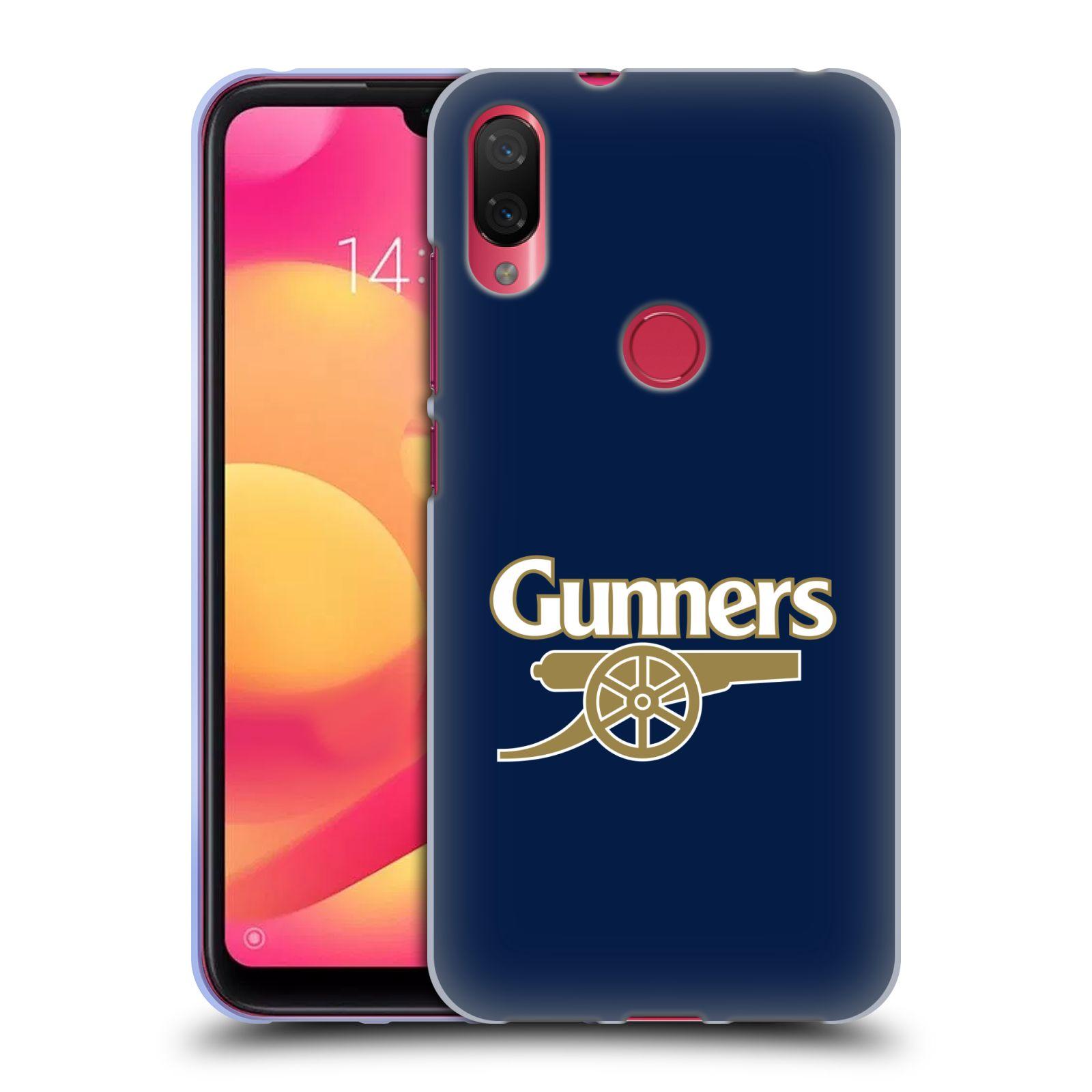 Silikonové pouzdro na mobil Xiaomi Mi Play - Head Case - Arsenal FC - Gunners